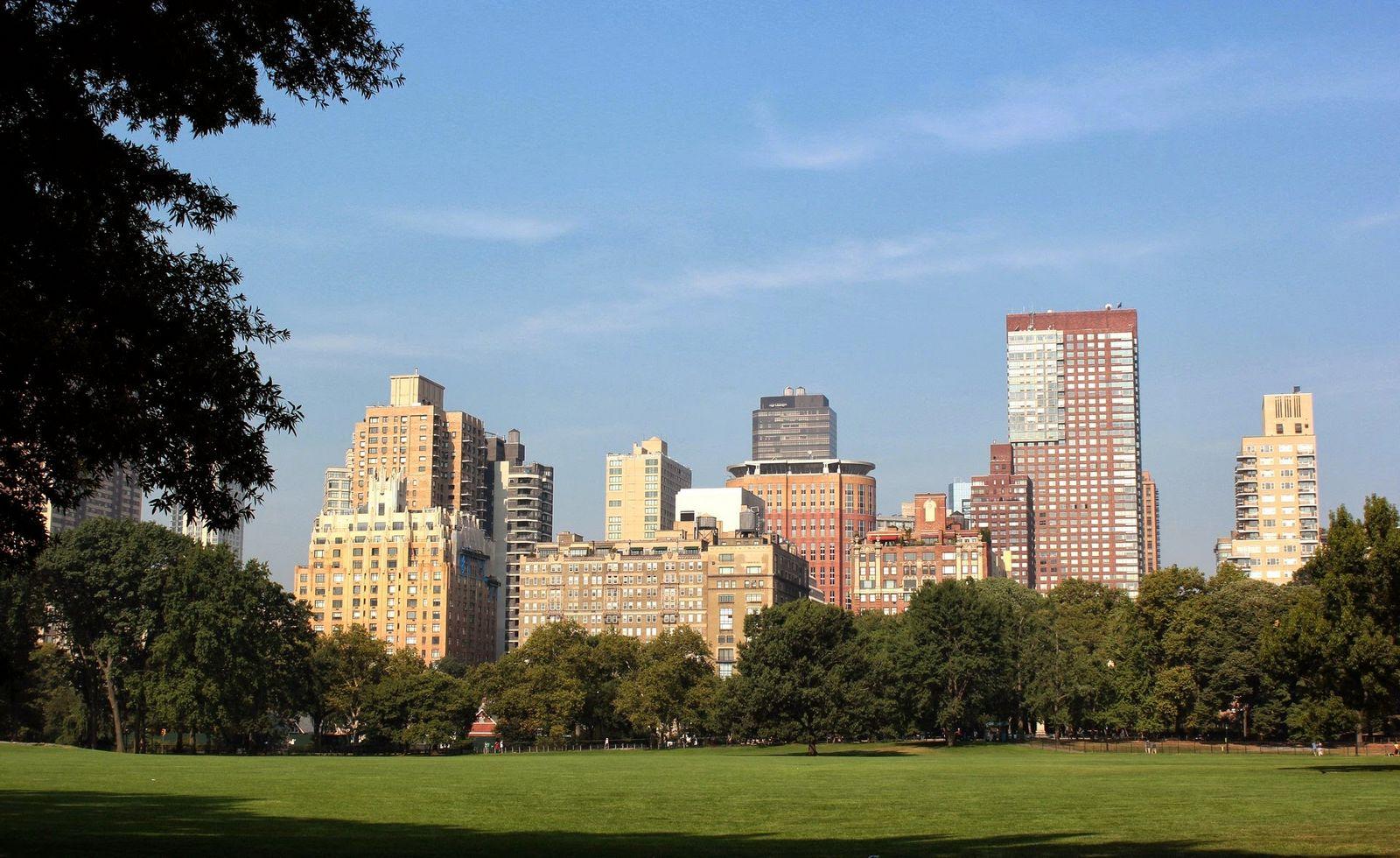 El perfil del Upper West Side