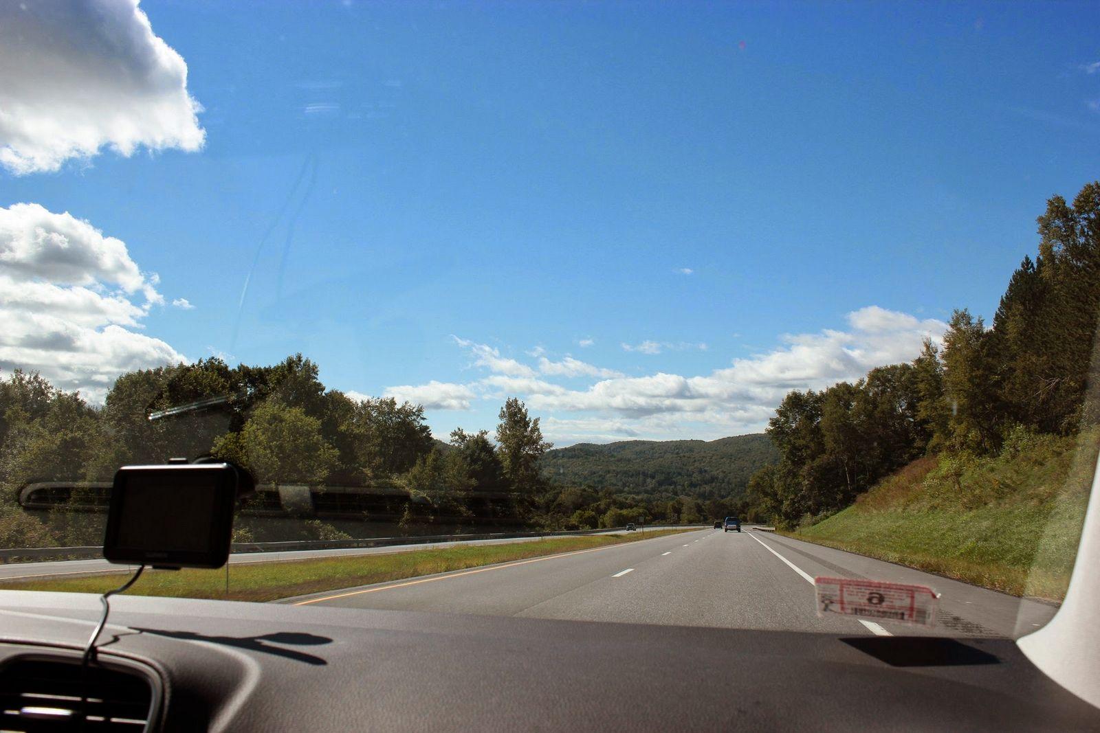 Recorriendo Vermont de norte a sur
