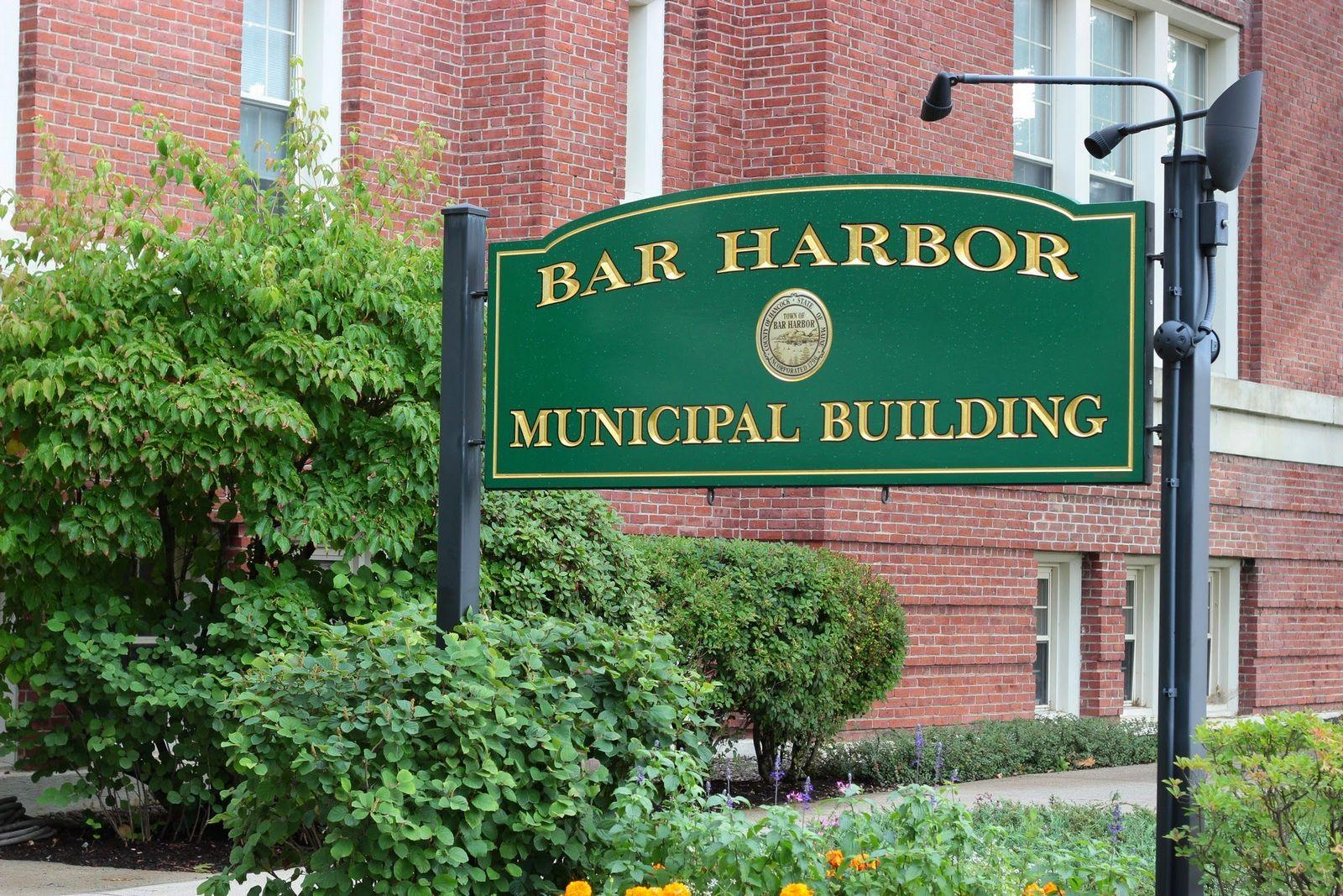 Acogedor, clásico... Bar Harbor me está gustando