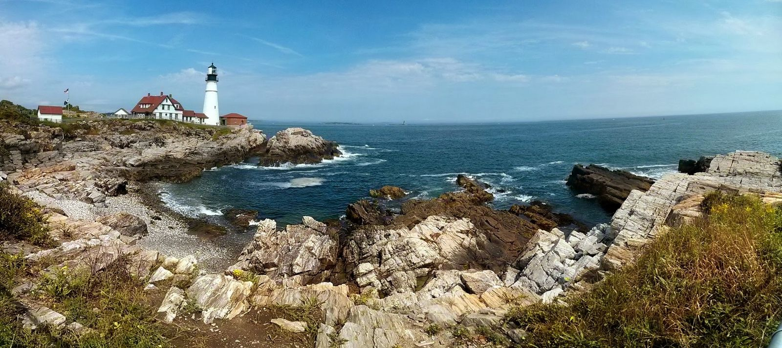 Cape Elizabeth, la foto panorámica