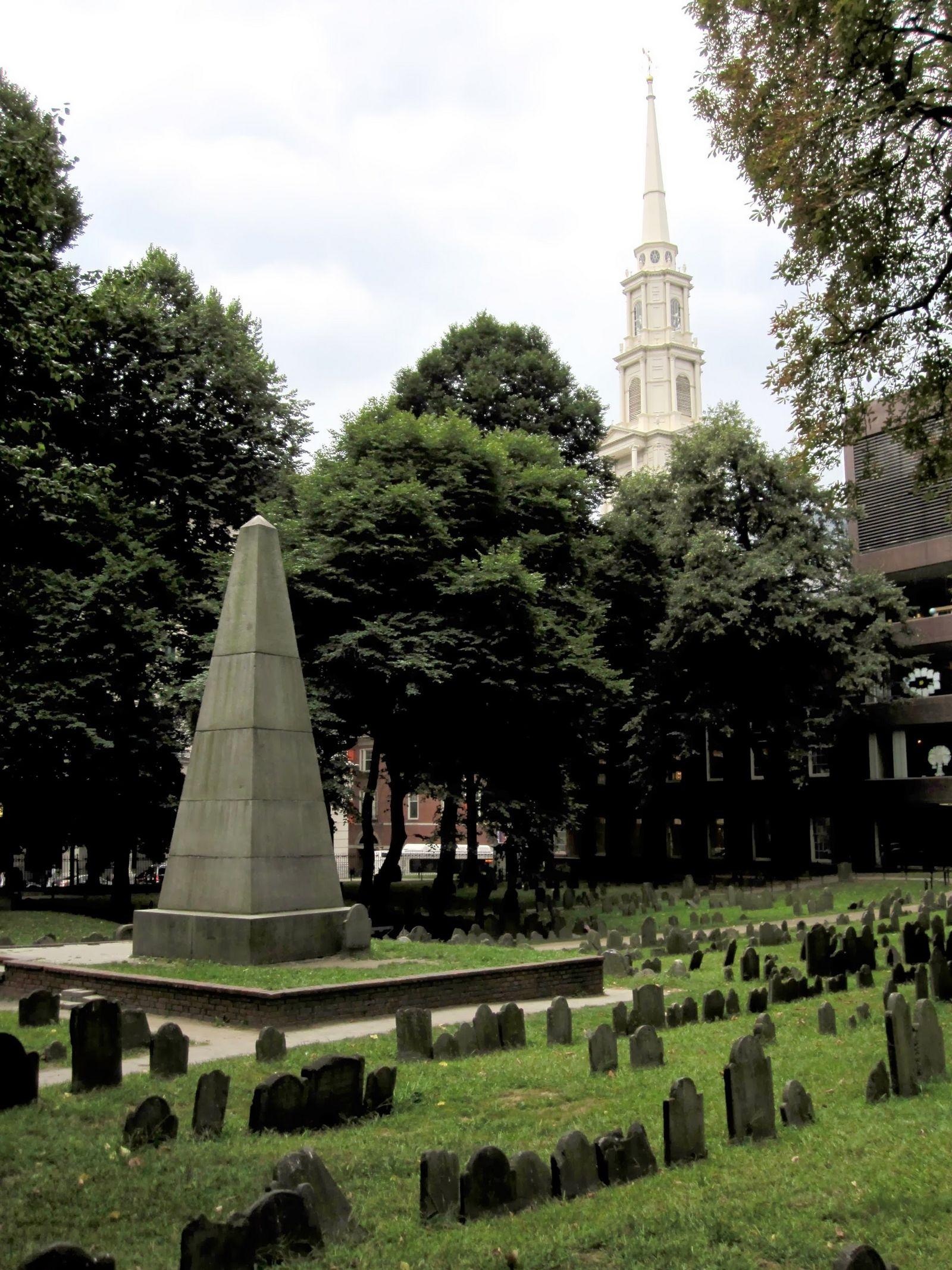 ... otro cementerio más integrado en la ciudad