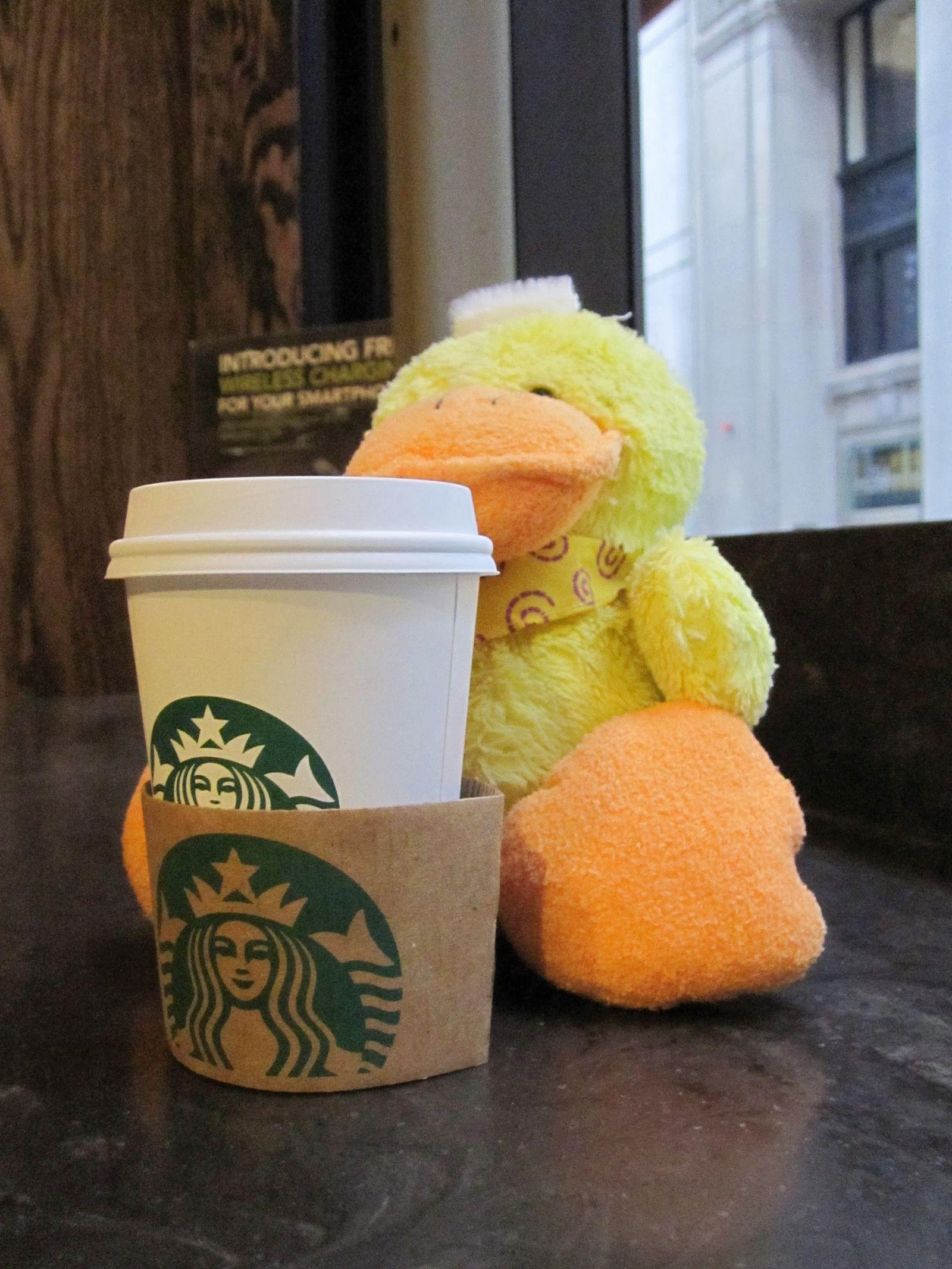 Starbucks, primer asalto