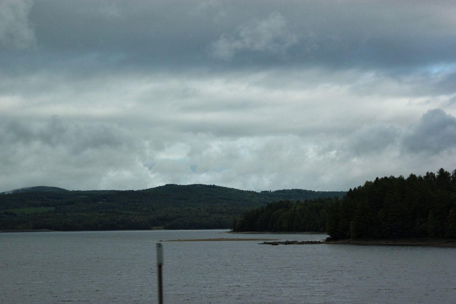 Últimos vistazos a New Hampshire