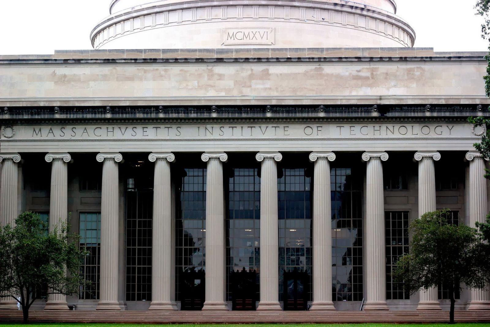 La fachada por excelencia del MIT