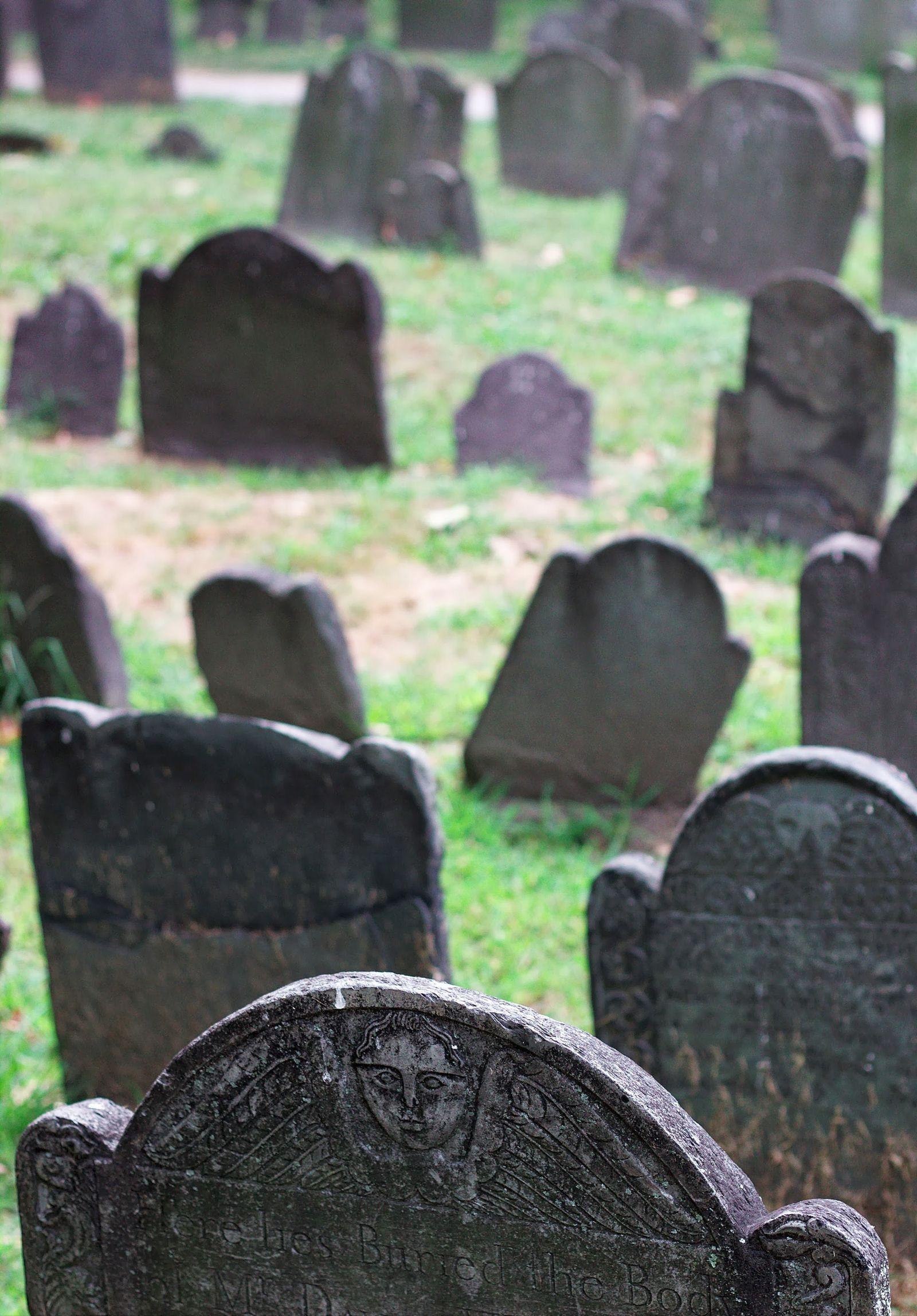 Granary Burying Ground...