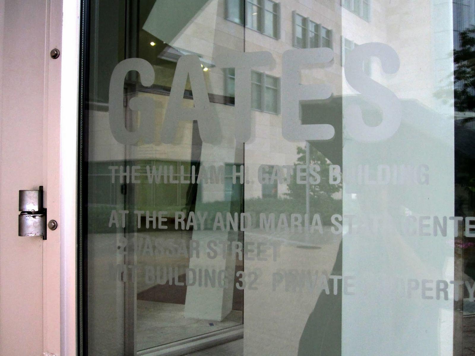 El edificio de Bill Gates