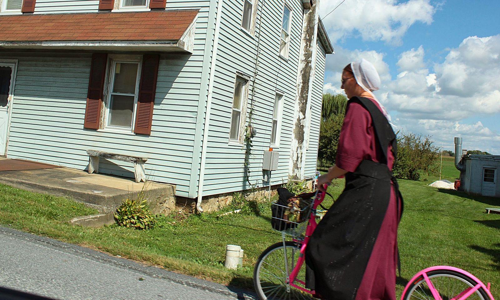 Amish paparazzi