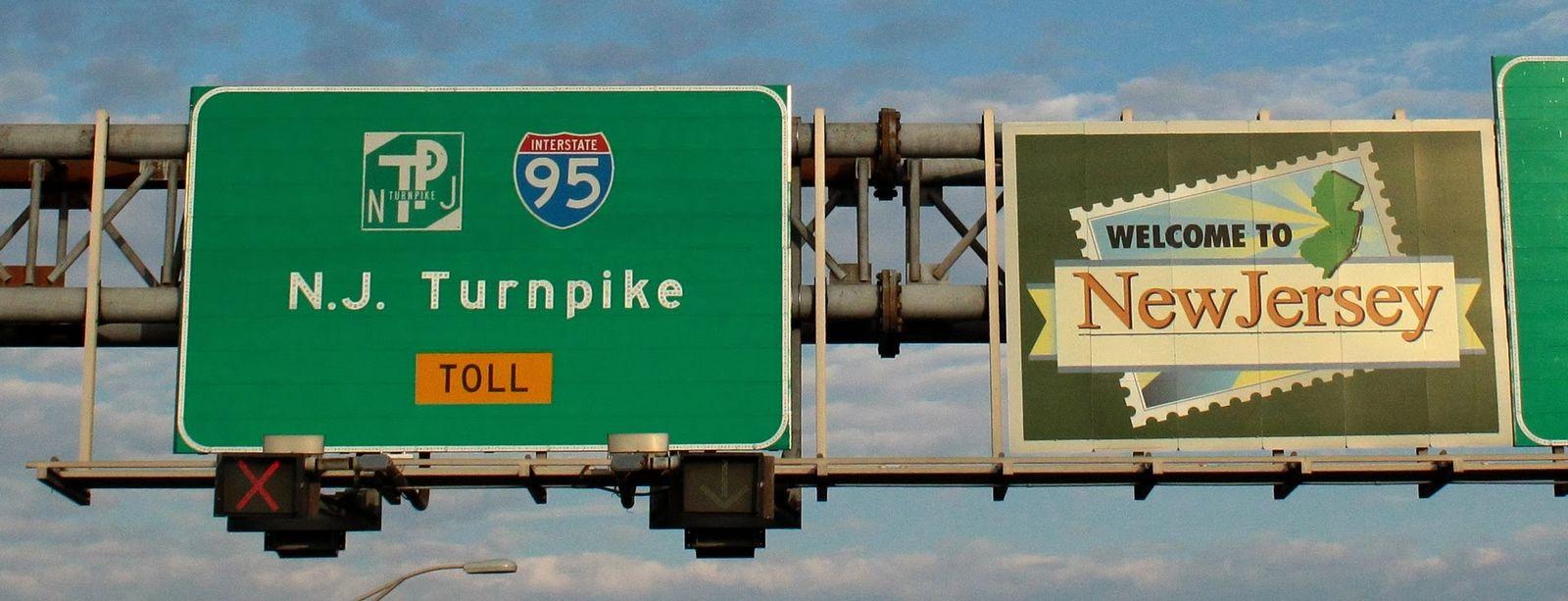 ¡Bienvenido a Nueva Jersey! ... paga aquí