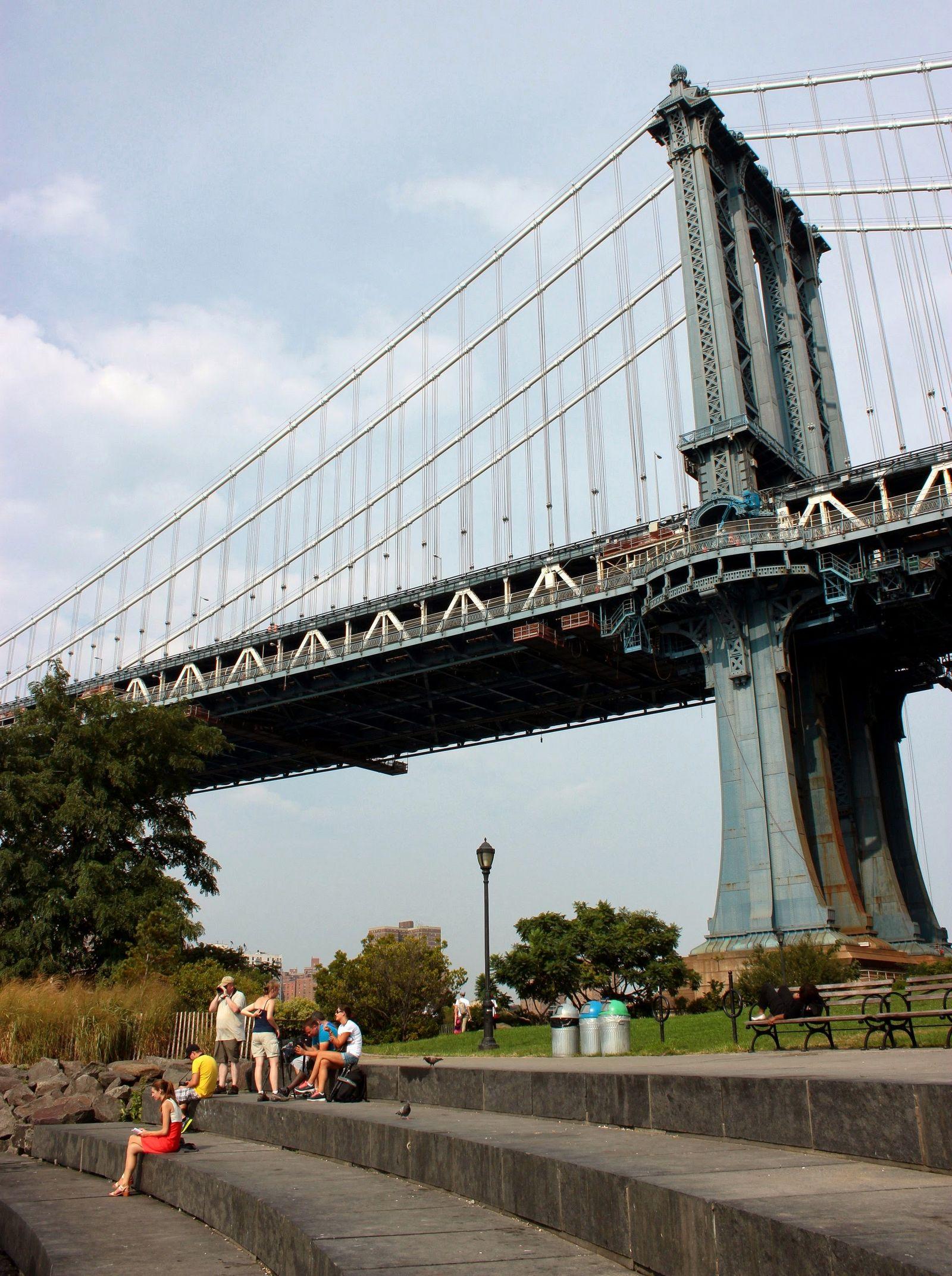 El Puente de Manhattan debe estar celoso