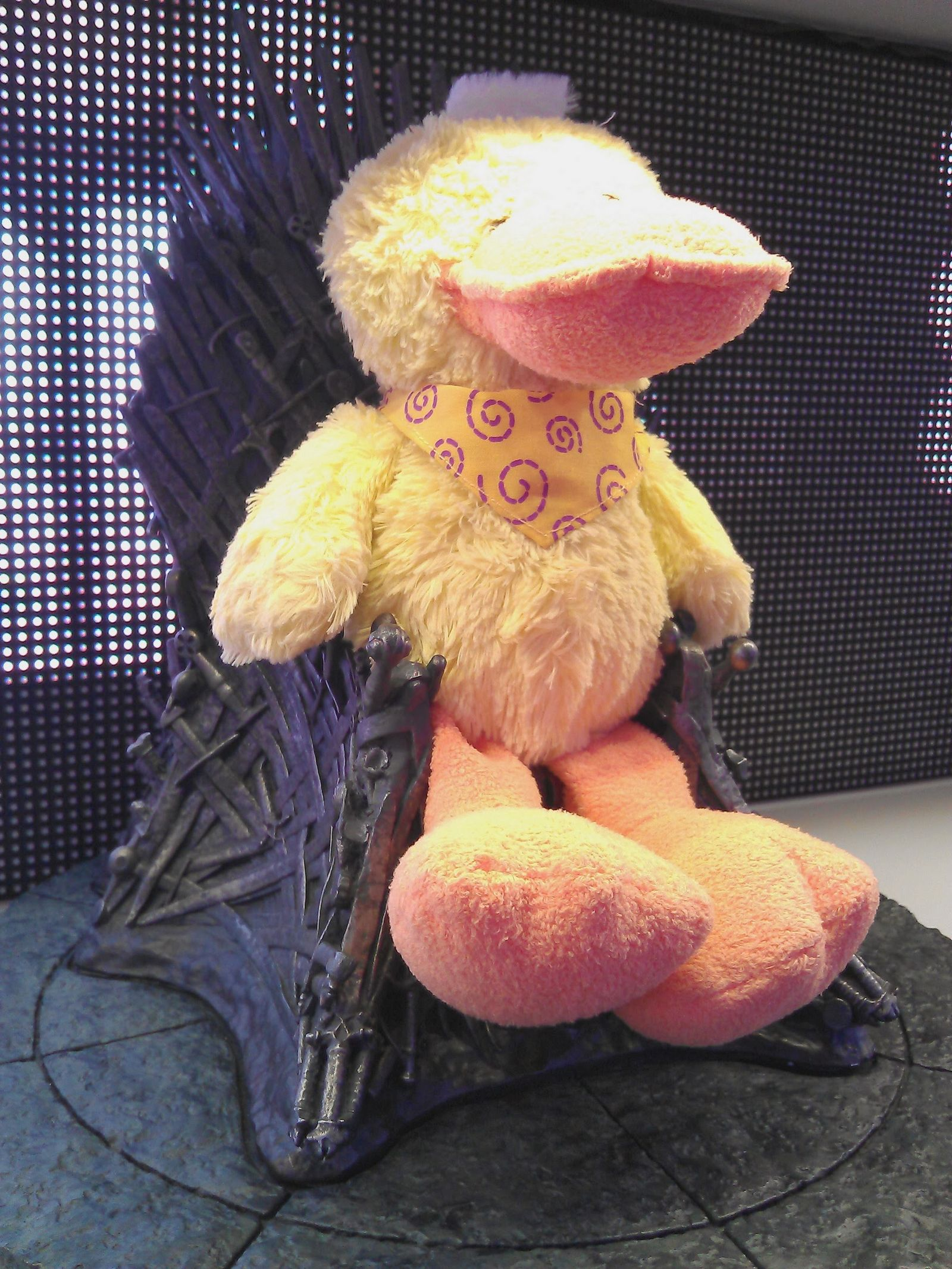 Pato Targaryen, The Duck King
