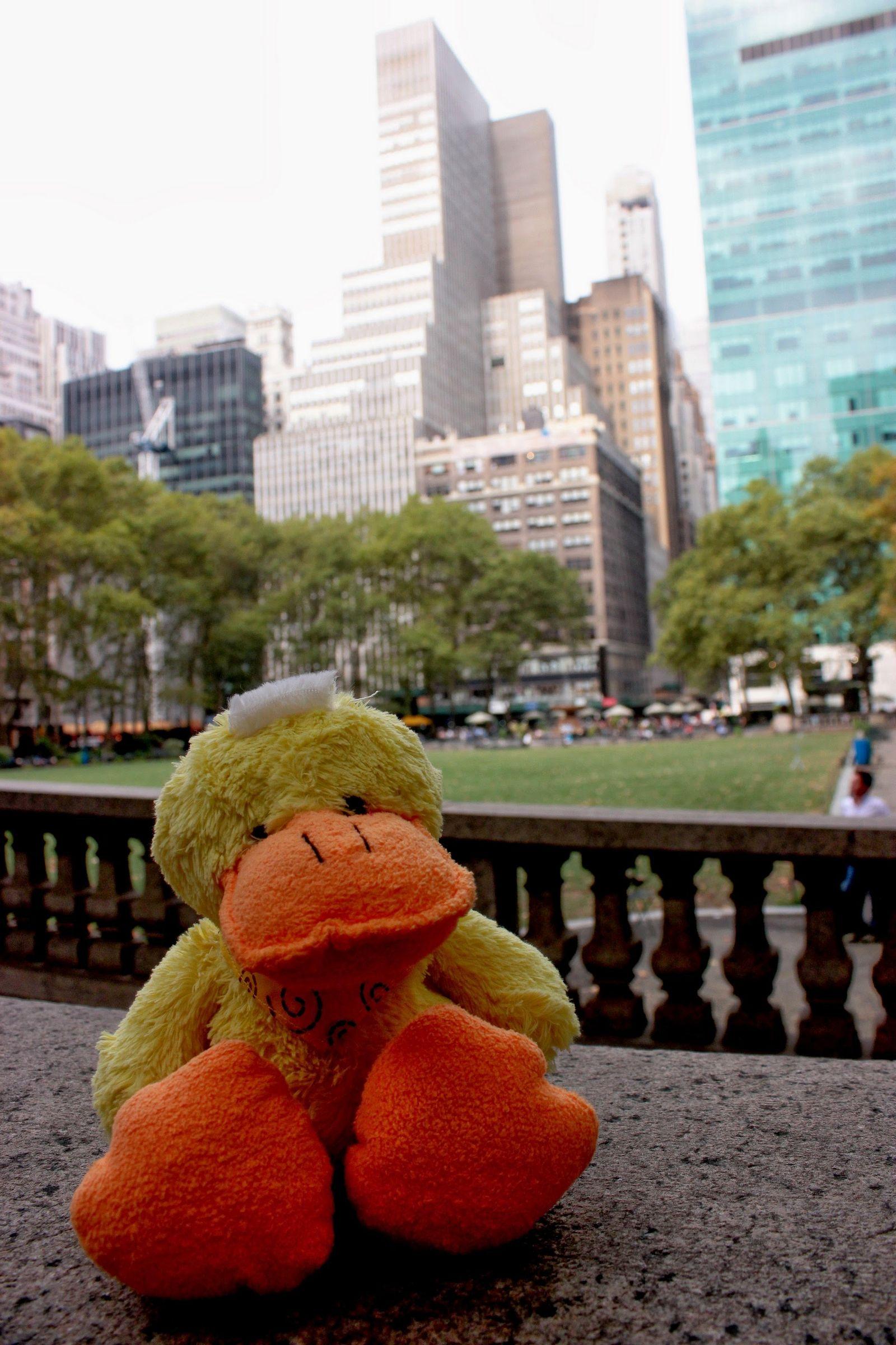 Con tanto bicho raro en Manhattan, uno más no se notará