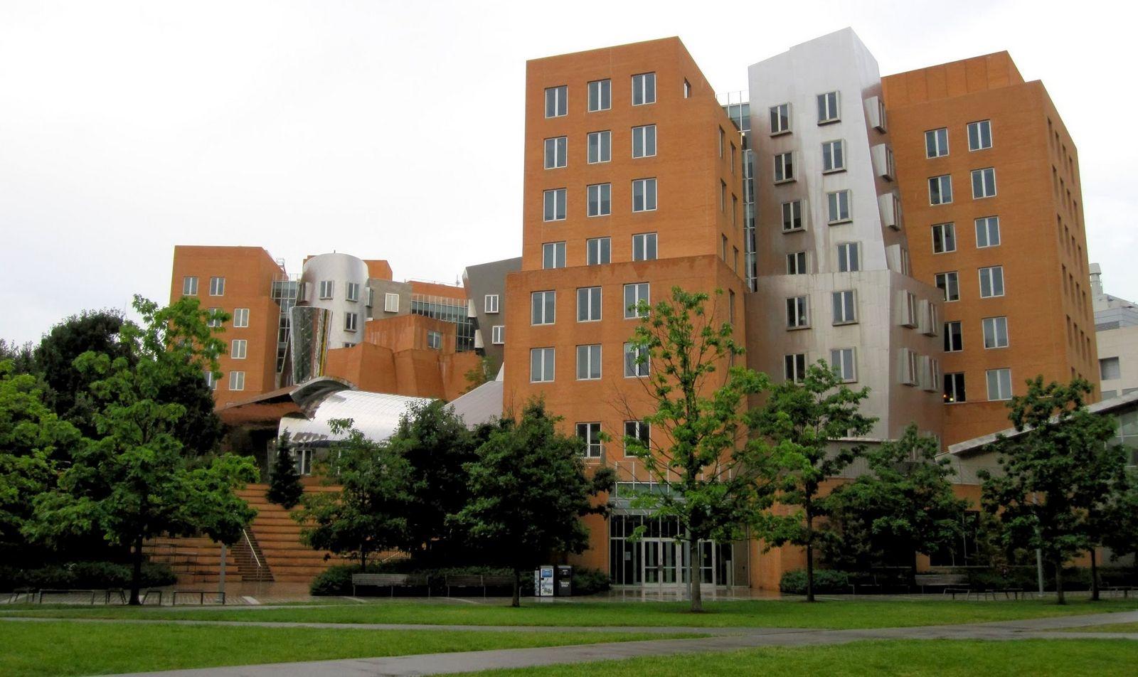 Ray and Maria Stata Center, primo del Guggenheim