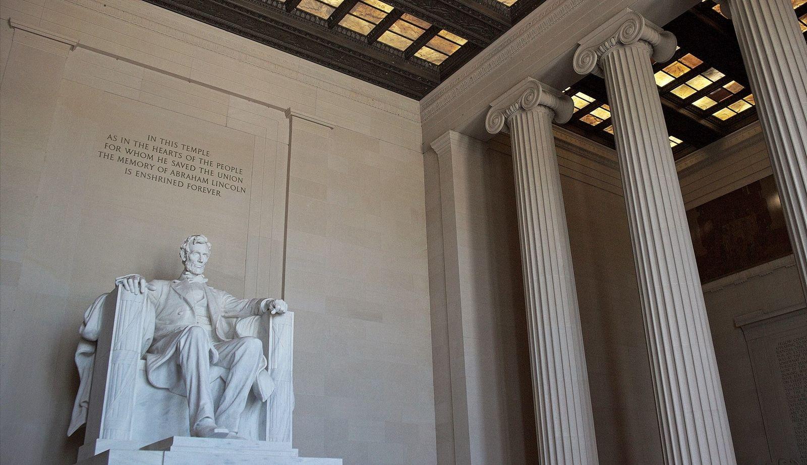 El recuerdo de Abraham Lincoln consagrado para siempre