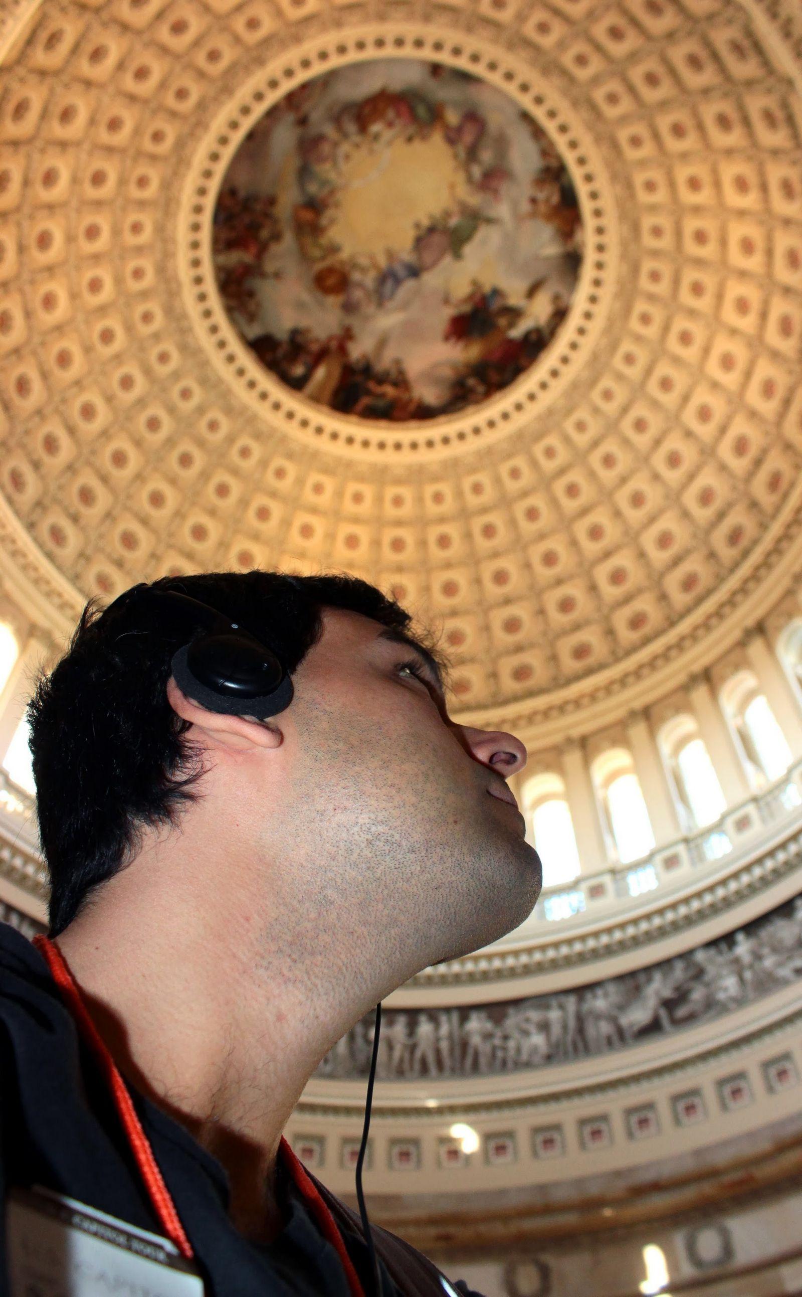 Yo, la cúpula y Catherine en mis oídos