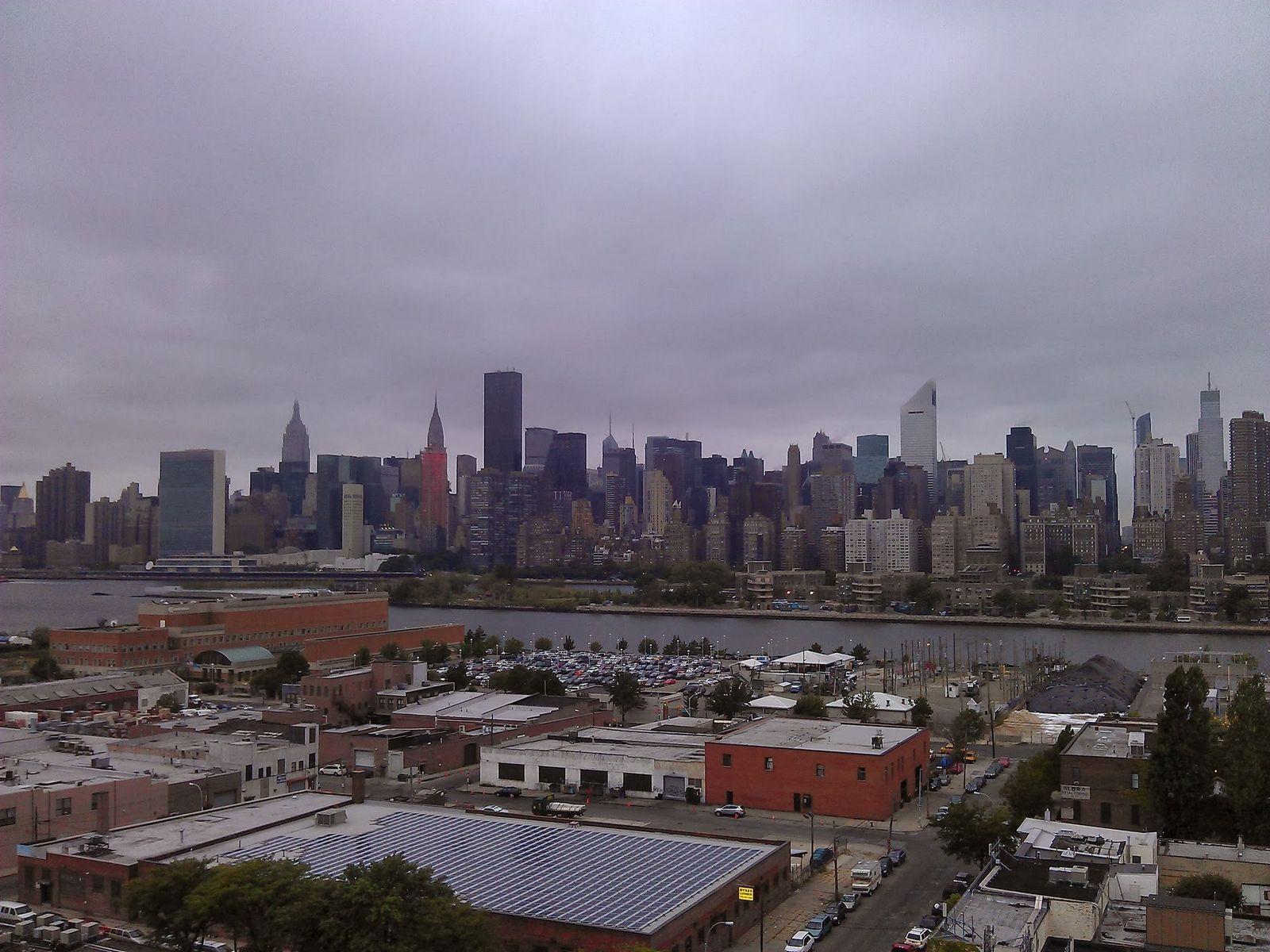 Buenos días, Manhattan