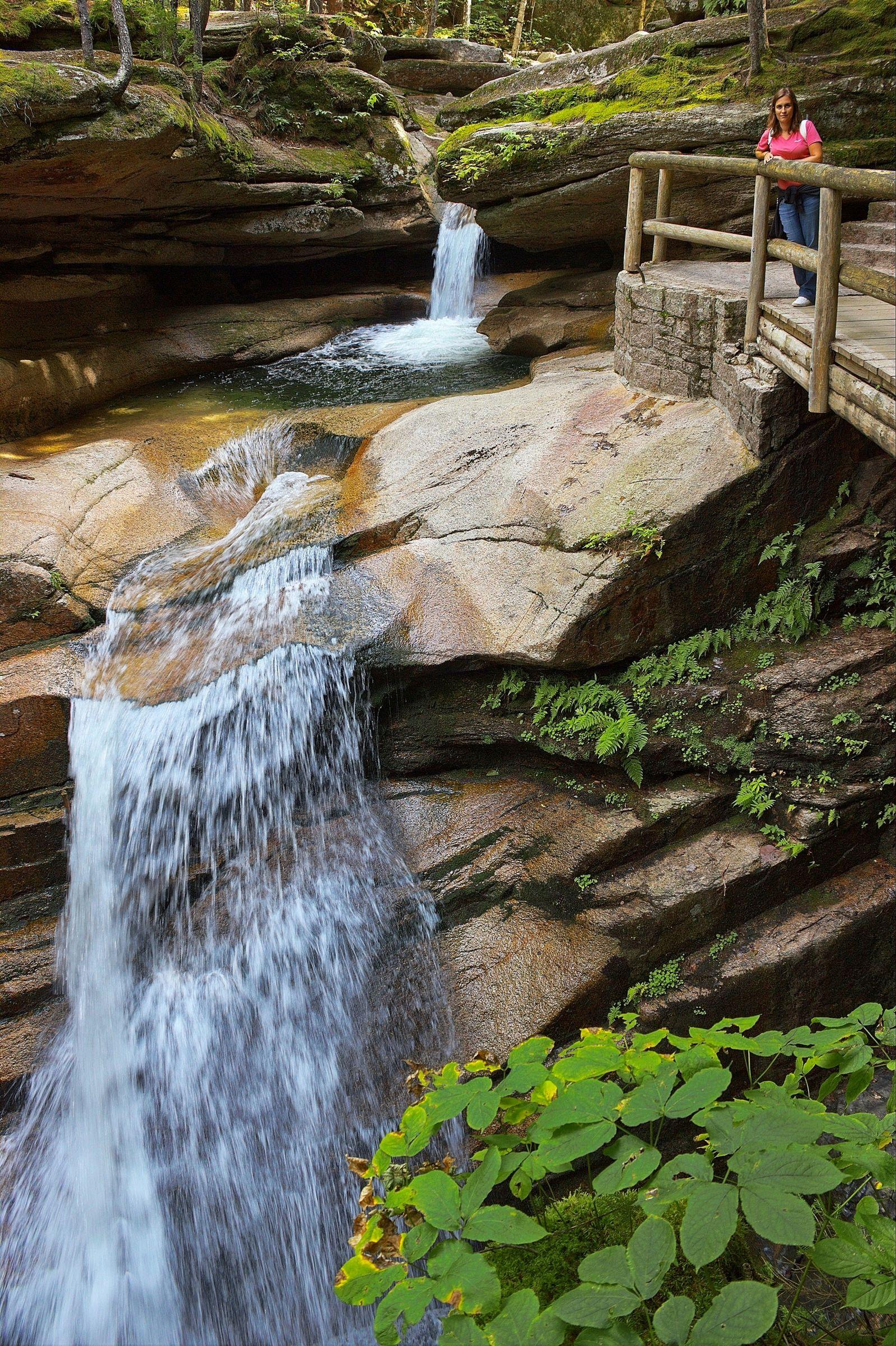 Sabbaday Falls, una inesperada sorpresa