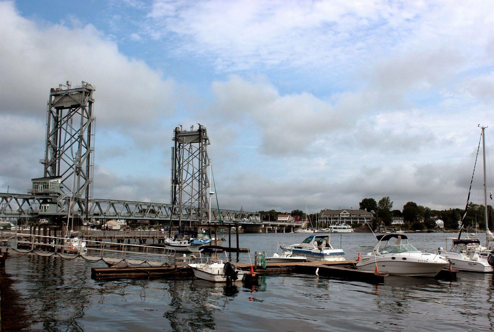 Portsmouth, un pueblo con encan...no, es feo