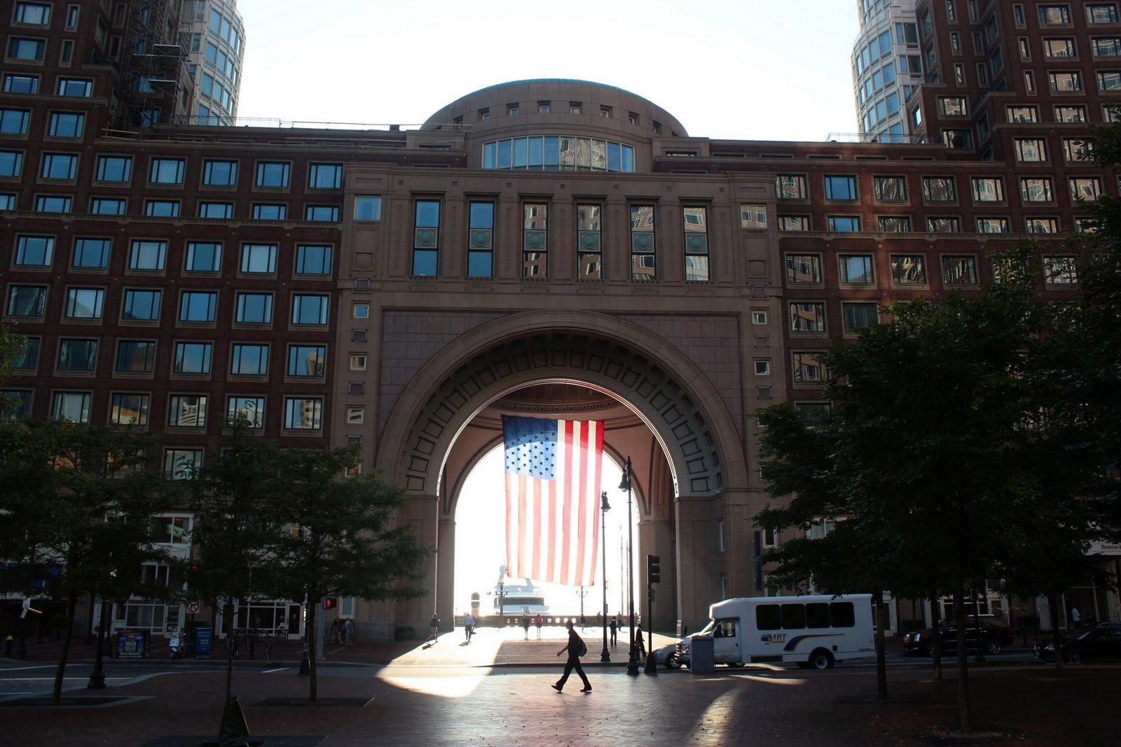 En Atlantic Avenue huele a oficinas y dinero