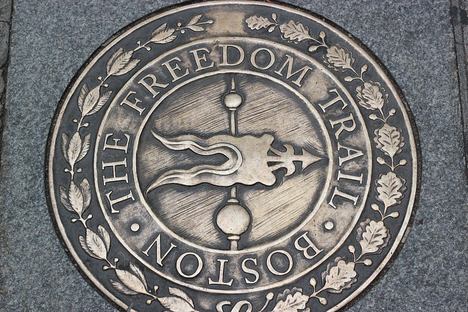 Freedom Trail, la forma más cómoda de recorrer Boston