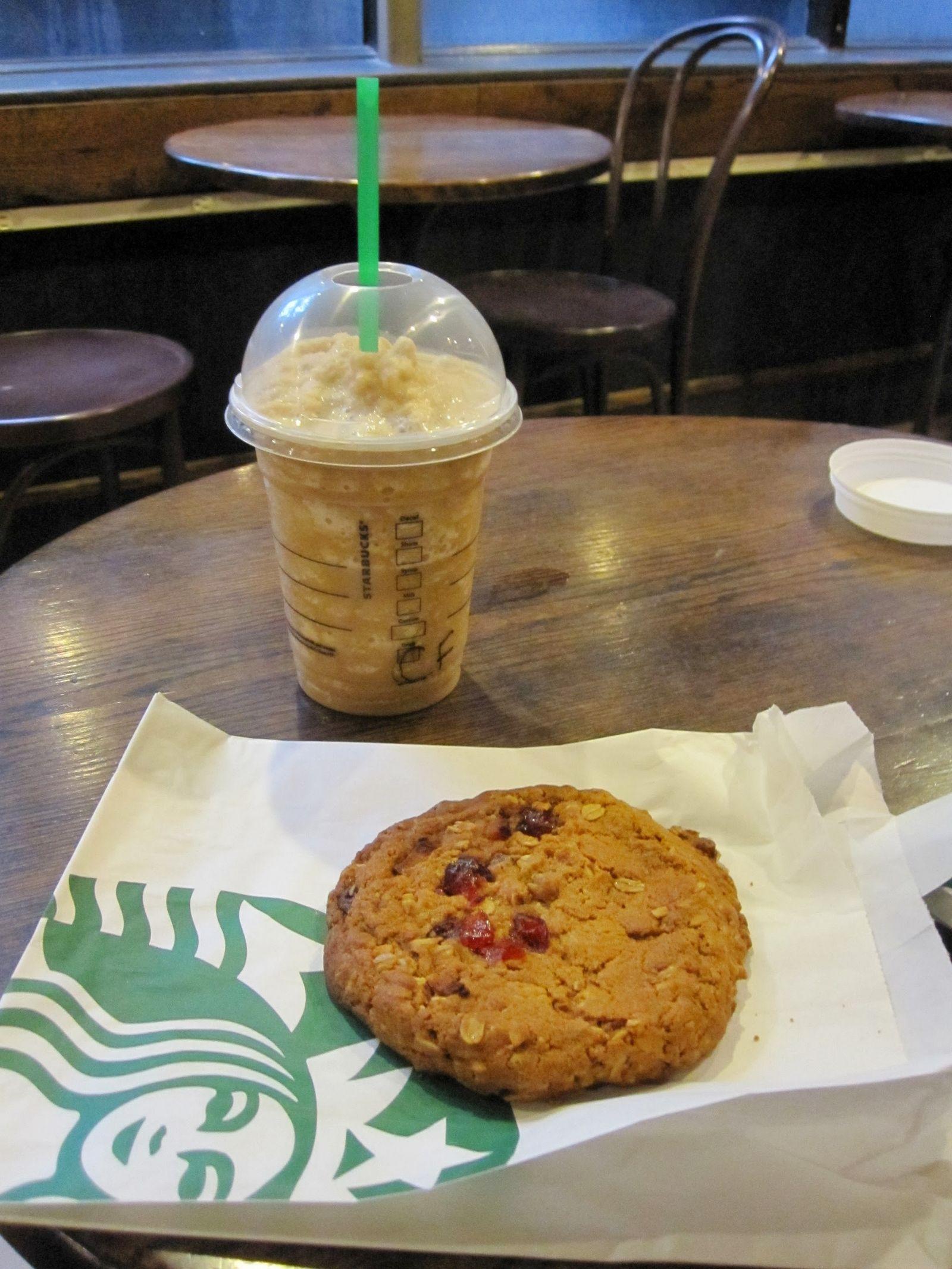 Si pudiera desayunar siempre en Starbucks sería mi ruina
