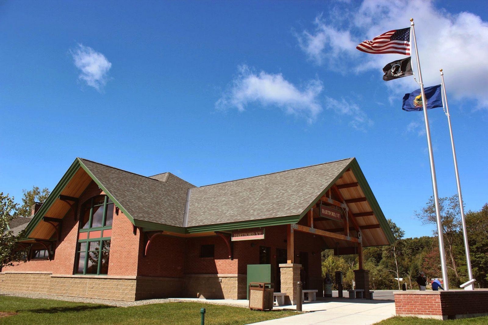Centro de visitantes de Vermont