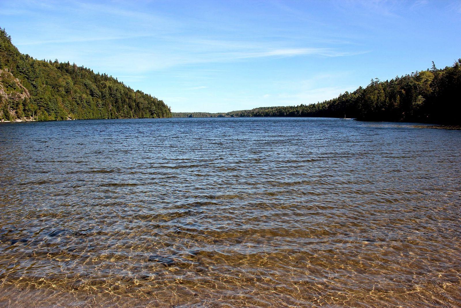Echo Lake, una inesperada sorpresa