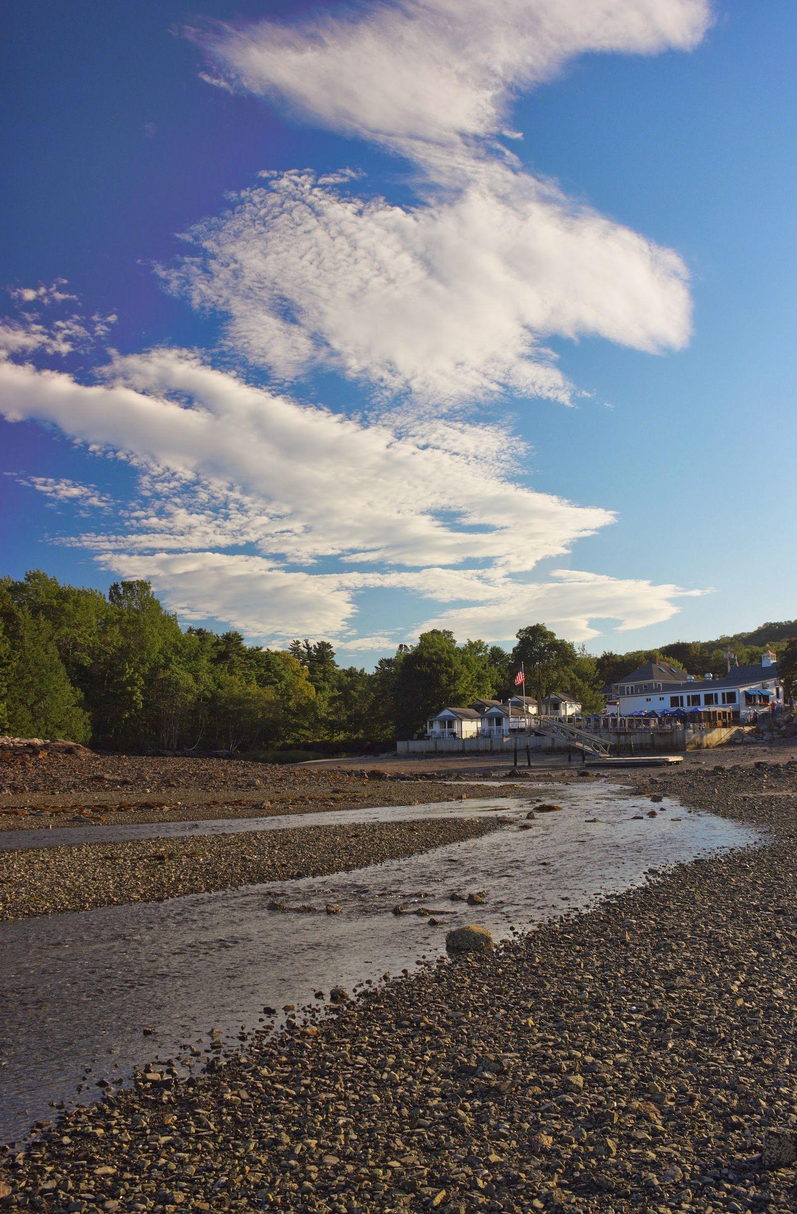 Hulls Cove, la última foto