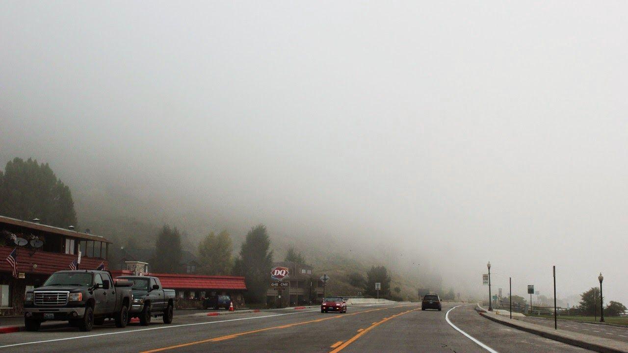 Espero que esta niebla sea solo temporal...