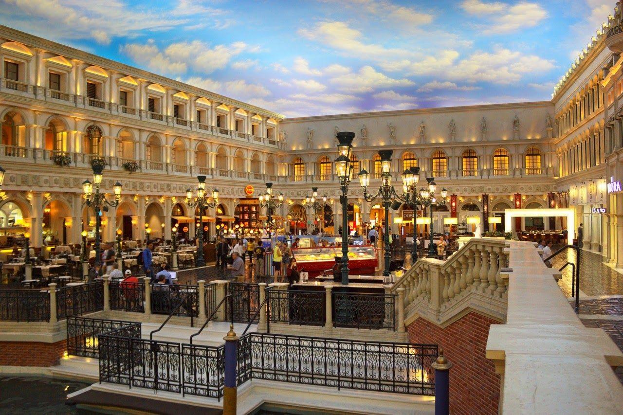 Las terrazas del Venetian