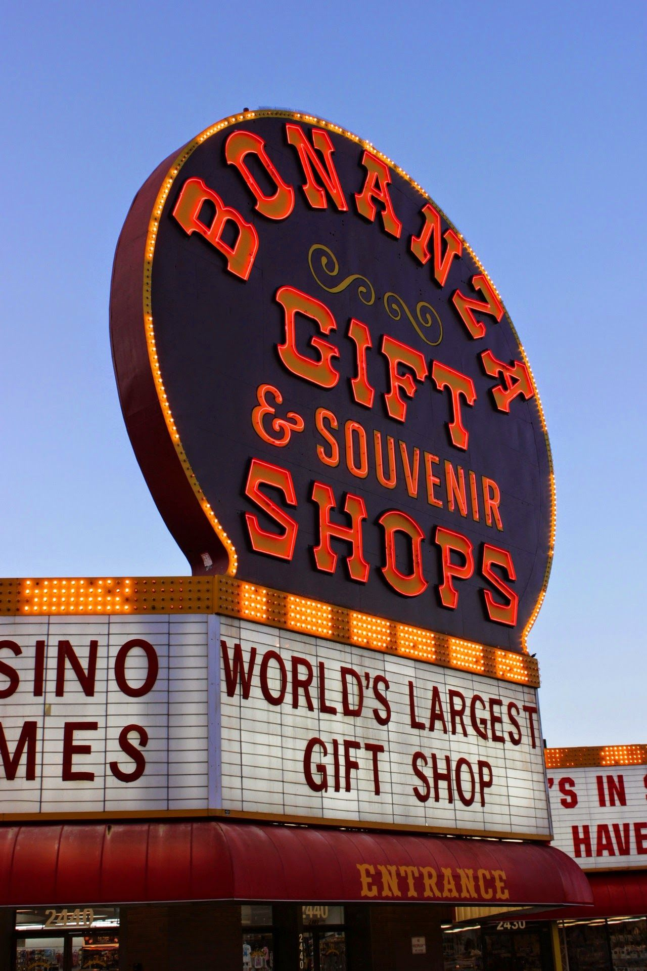 ... desde Bonanza Gift Shops