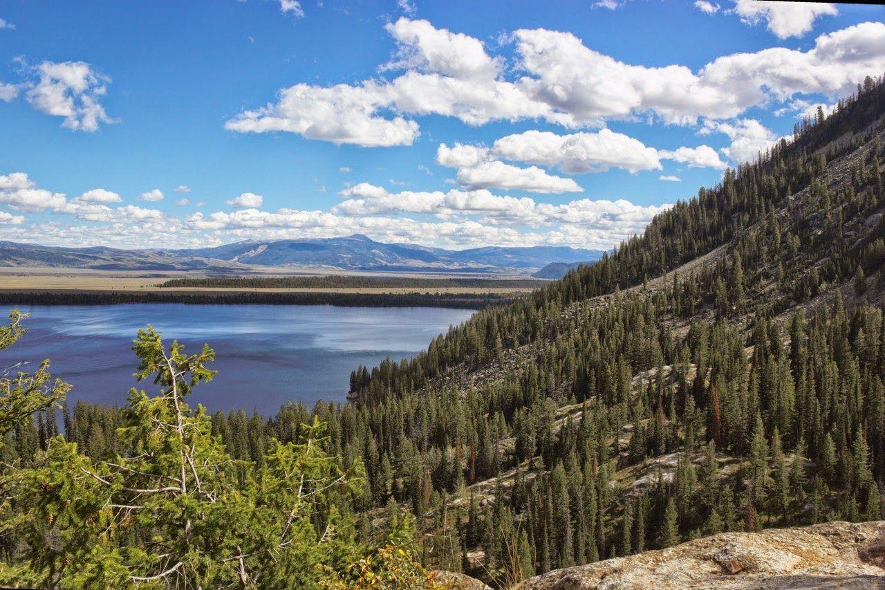 Buenas vistas a 2.200 metros de altura
