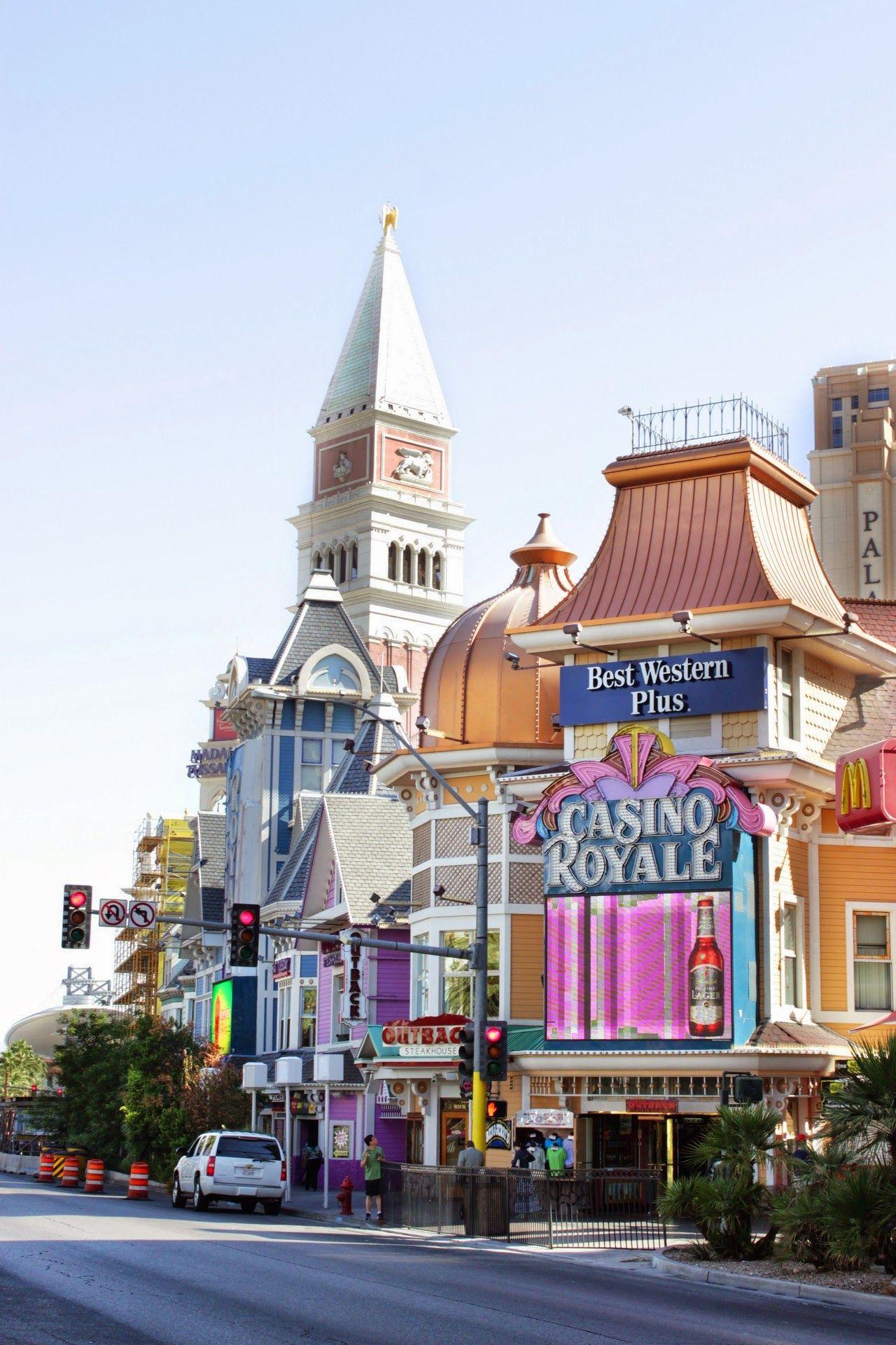 Un Best Western camuflado entre casinos