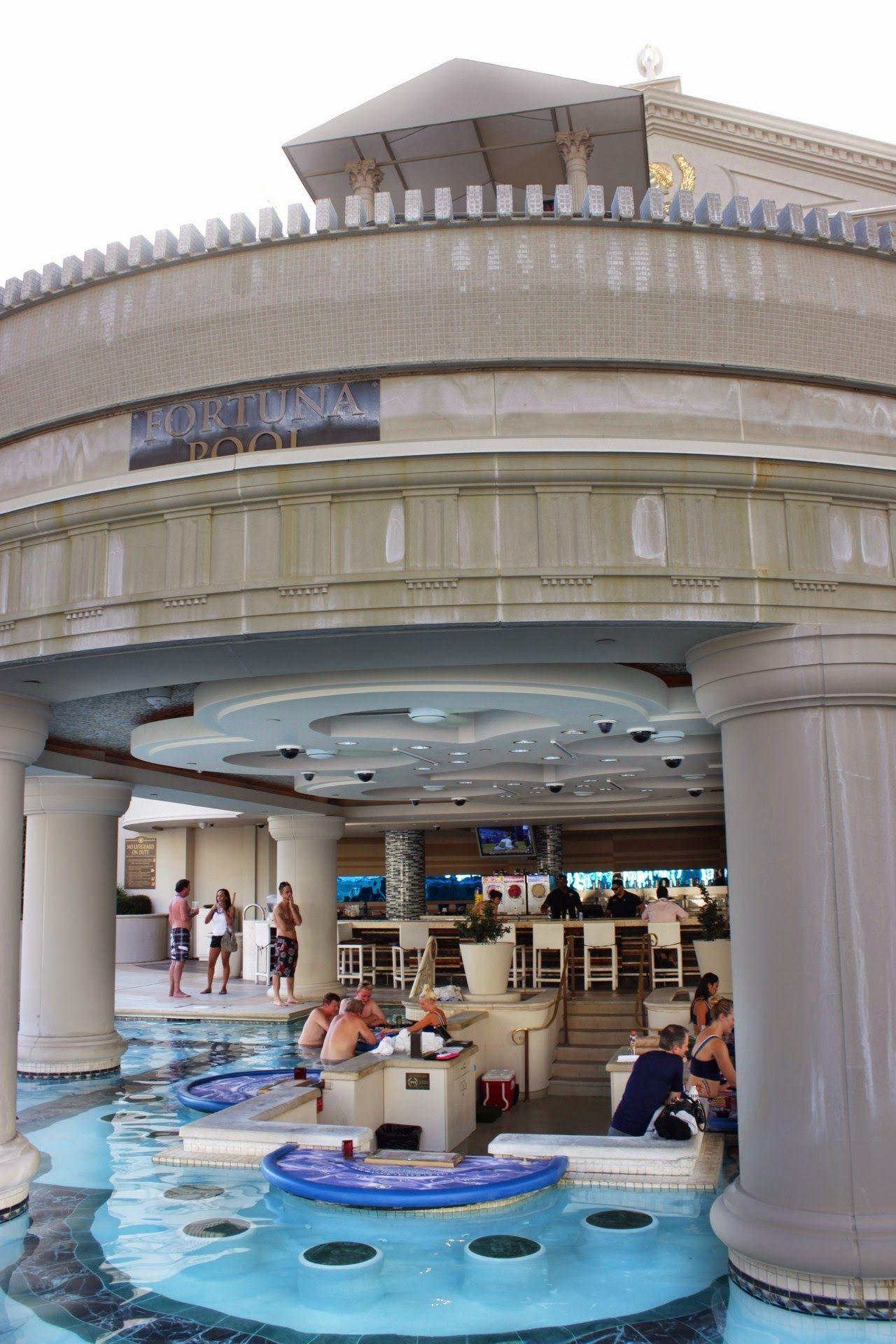 Fortune Pool, jugando sin secarse