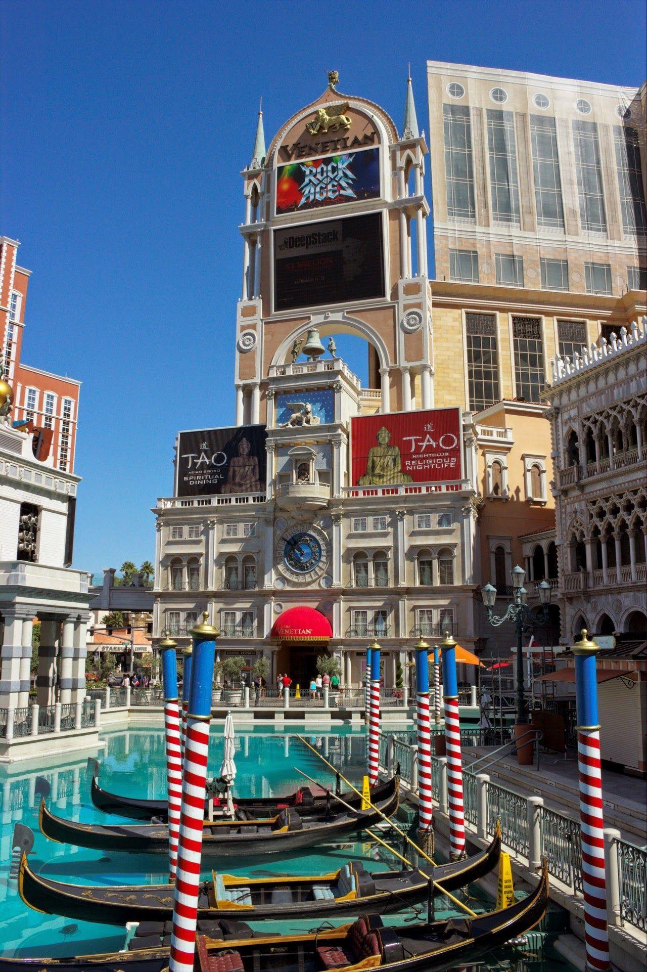 Piazza San Marcos, versión Las Vegas