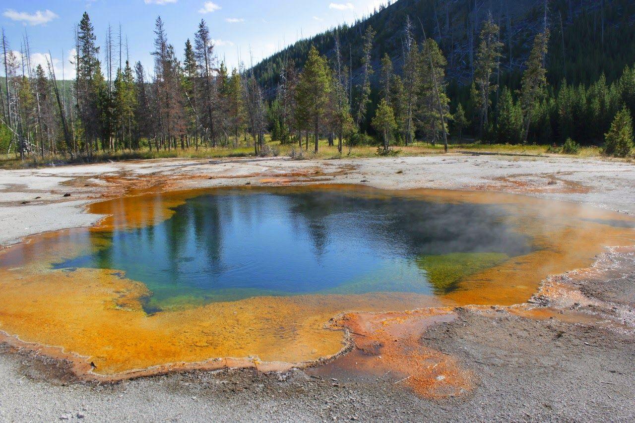 Emerald Pool, con lo que llevamos visto ya...