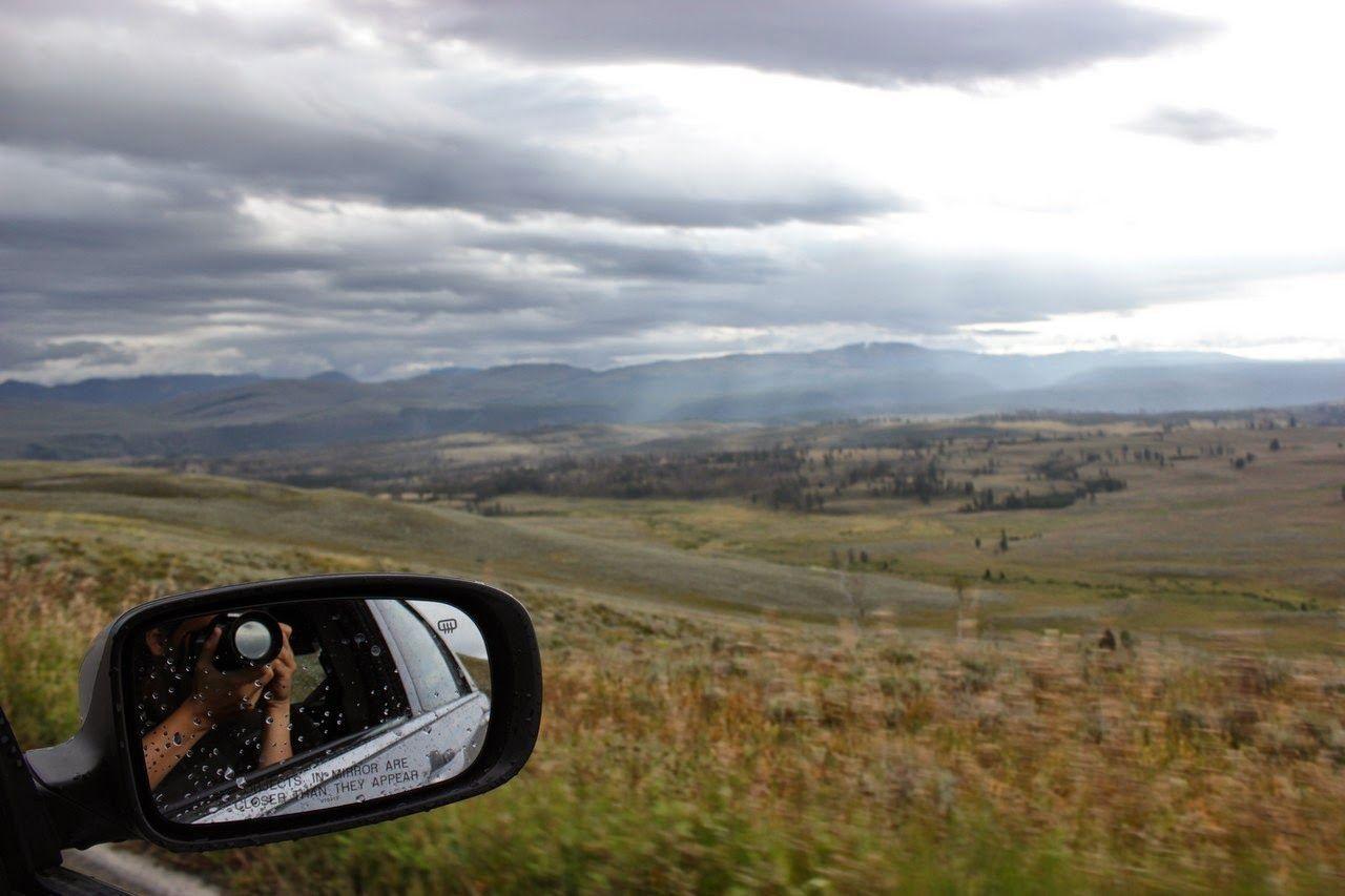 Primeros minutos contra las nubes de Yellowstone