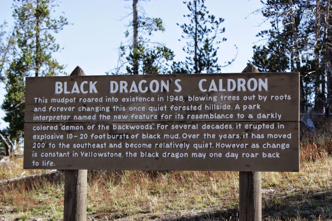 Los National Park siempre velando por dar toda la información posible