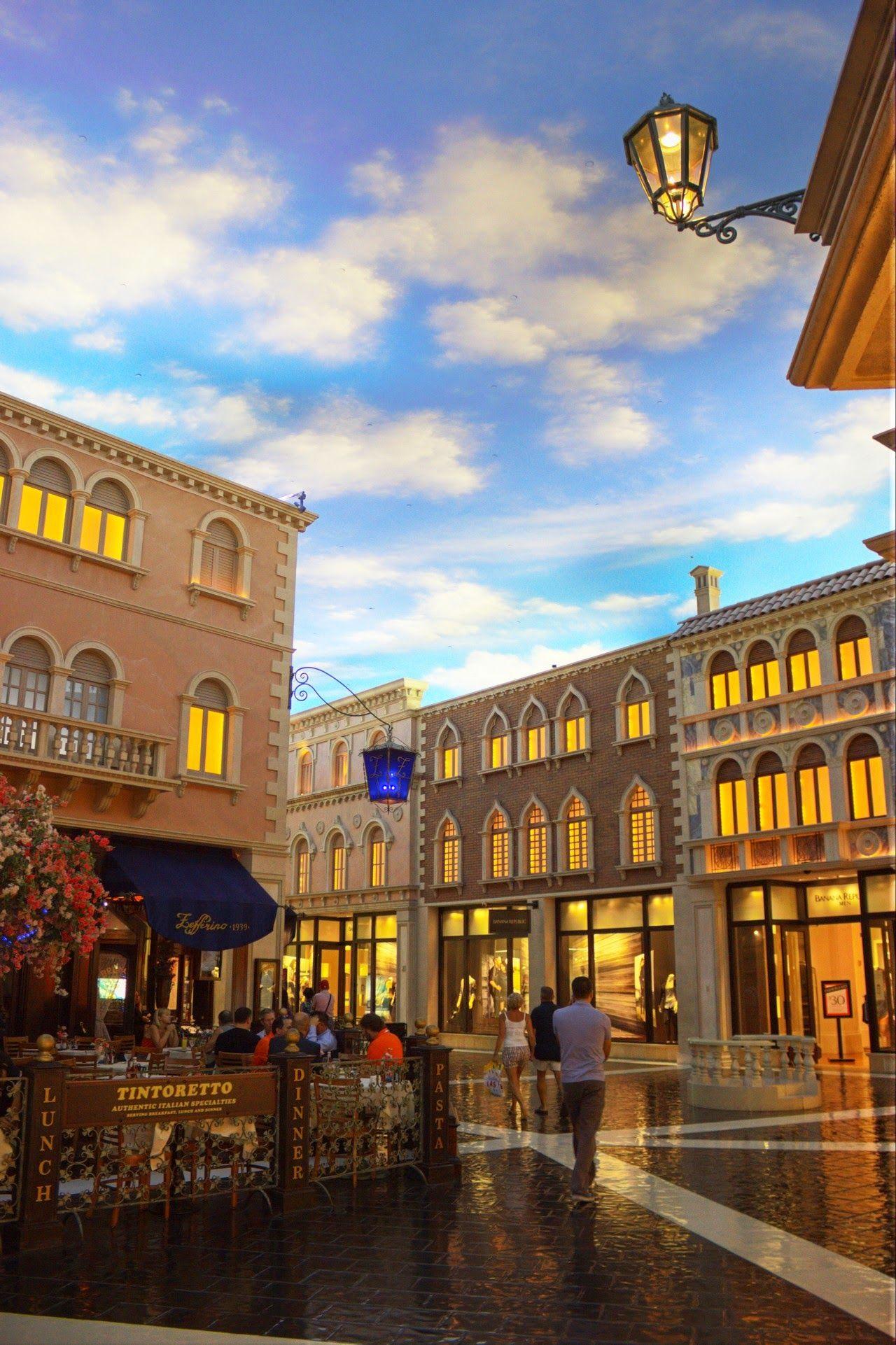 Venecia, versión Las Vegas