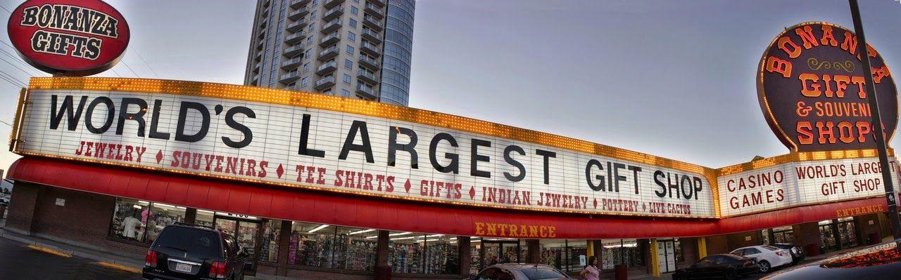 La tienda de souvenirs más grande del mundo