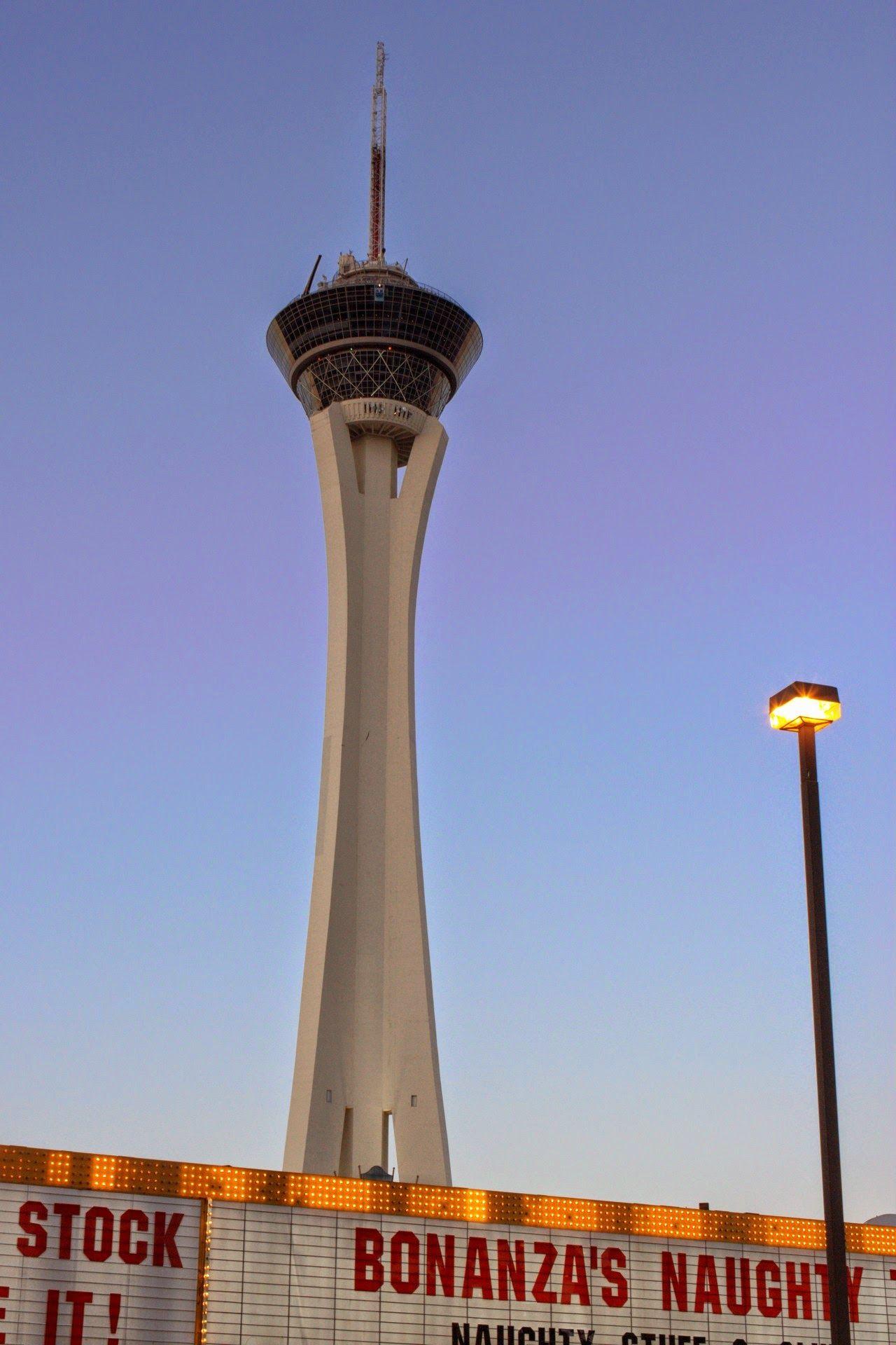 El Stratosphere nos saluda..