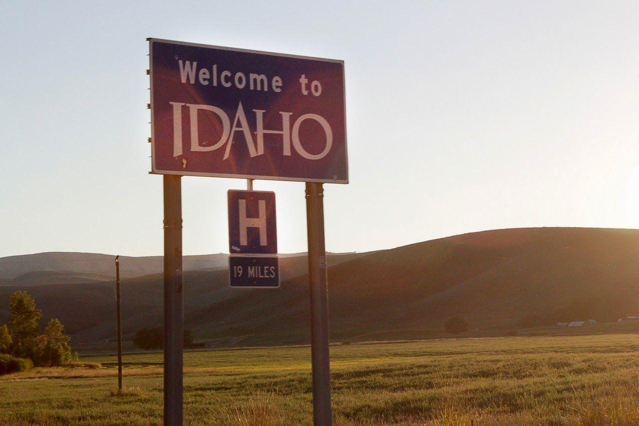 Idaho, el Estado puente de nuestro viaje