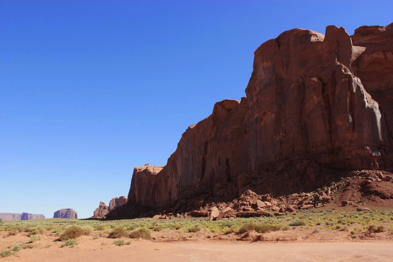 Thunderbird Mesa, desde The Hub