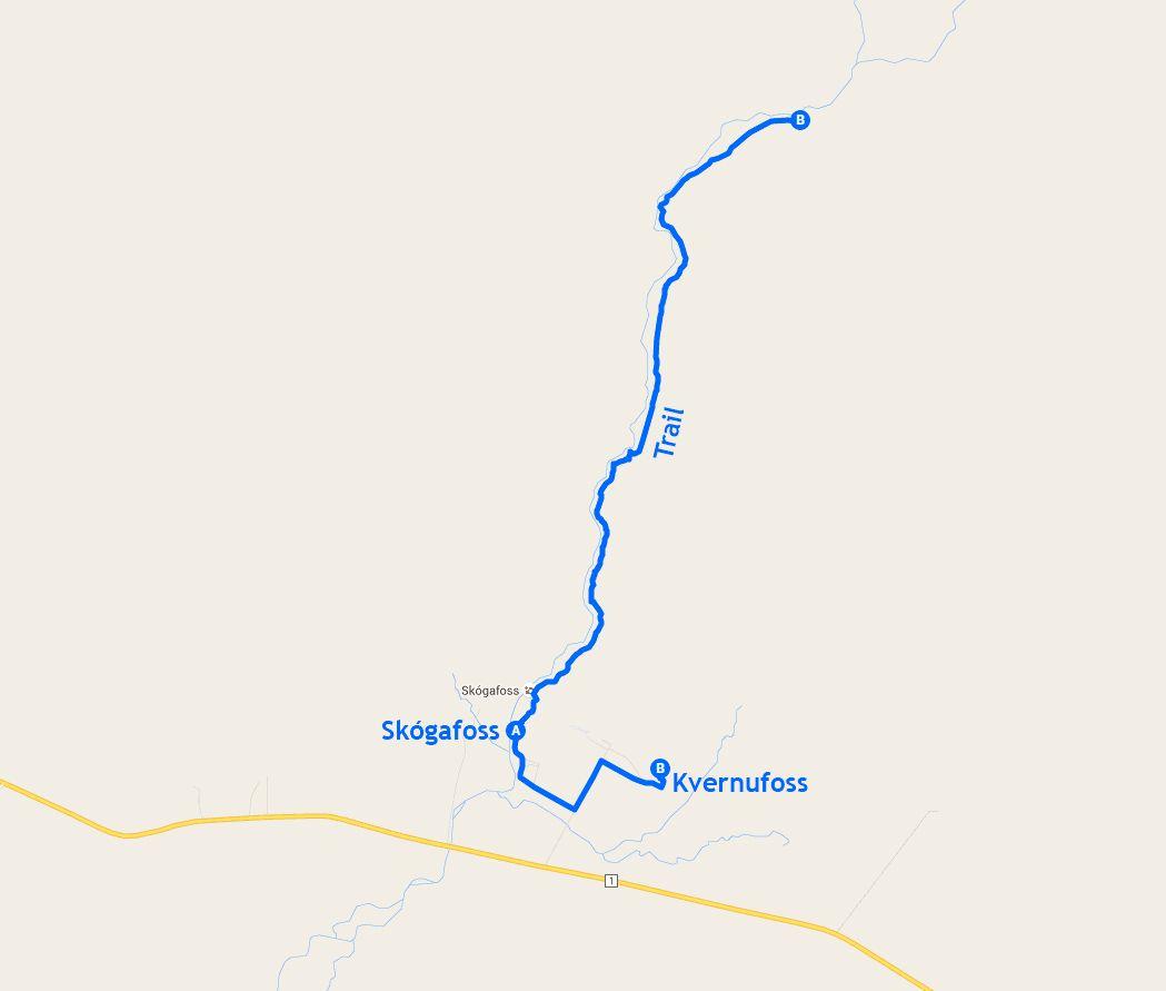 Mapa de la etapa 3