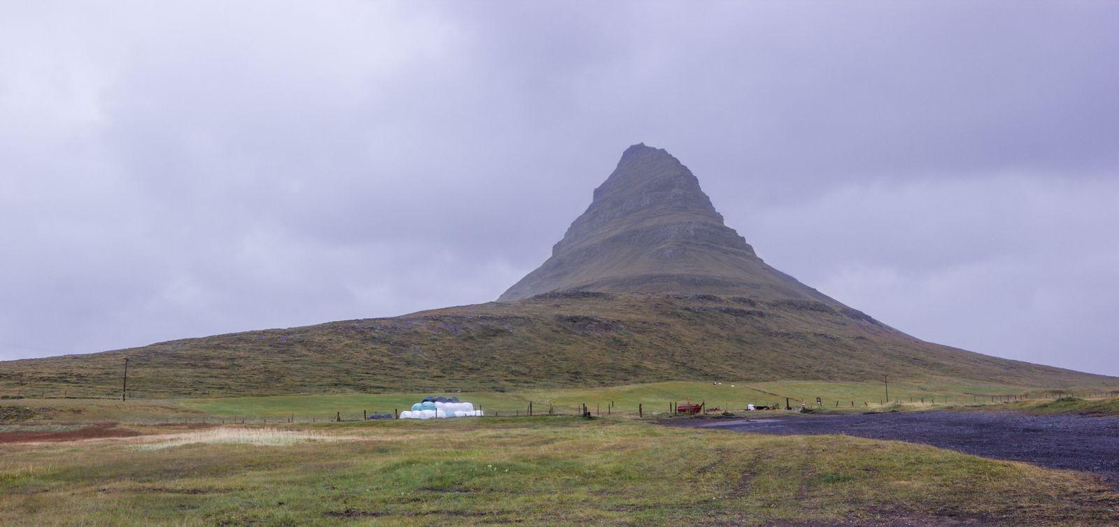 Y esto es Kirkjufell