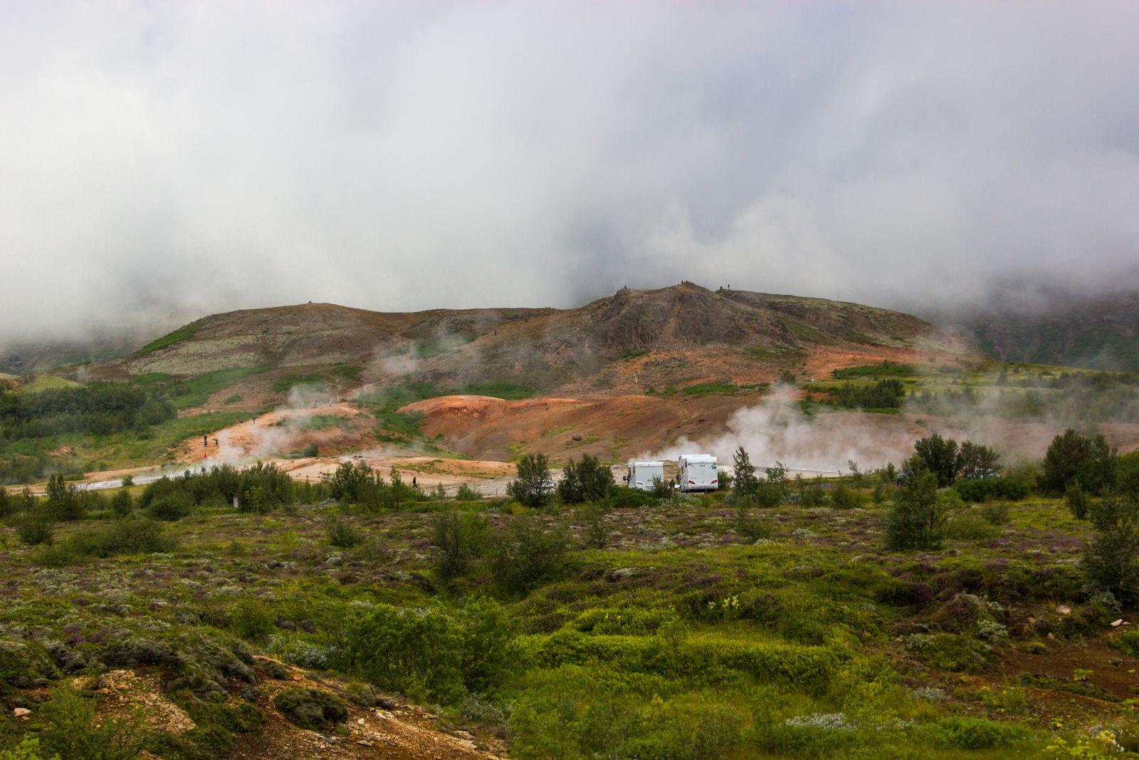 Despidiéndonos de Geysir