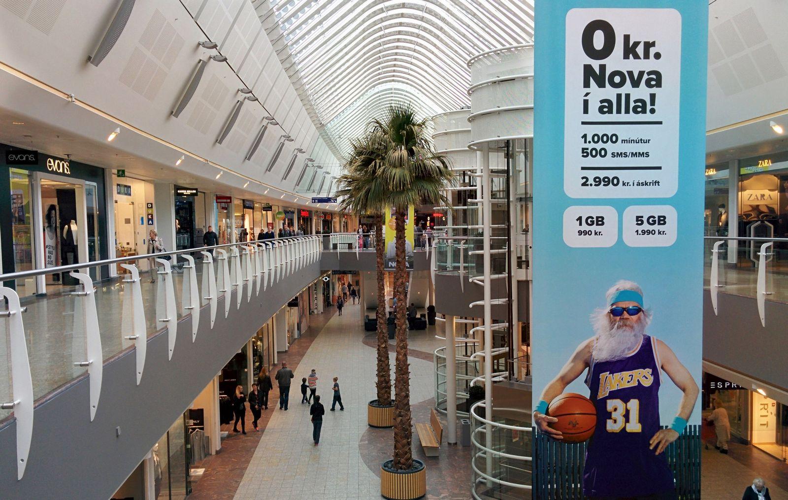 Centro comercial Smaralind