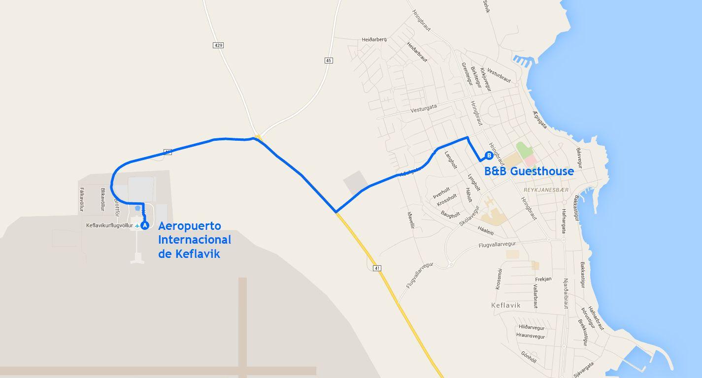 Mapa de la etapa 0