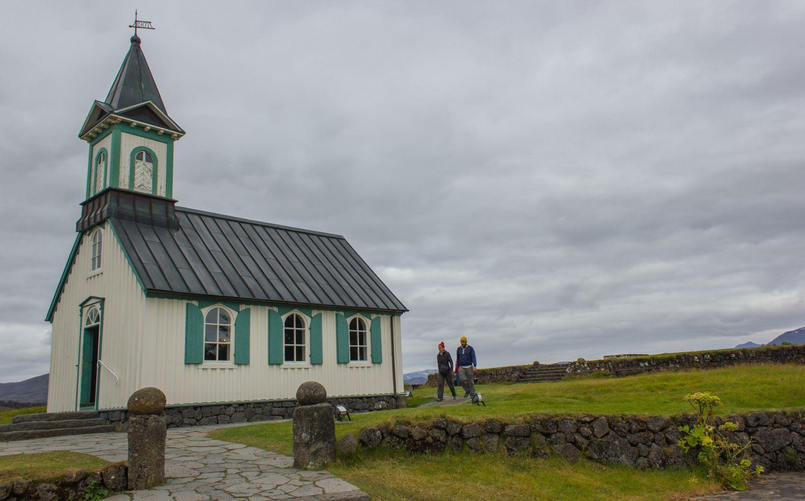 Iglesia de Thingvellir
