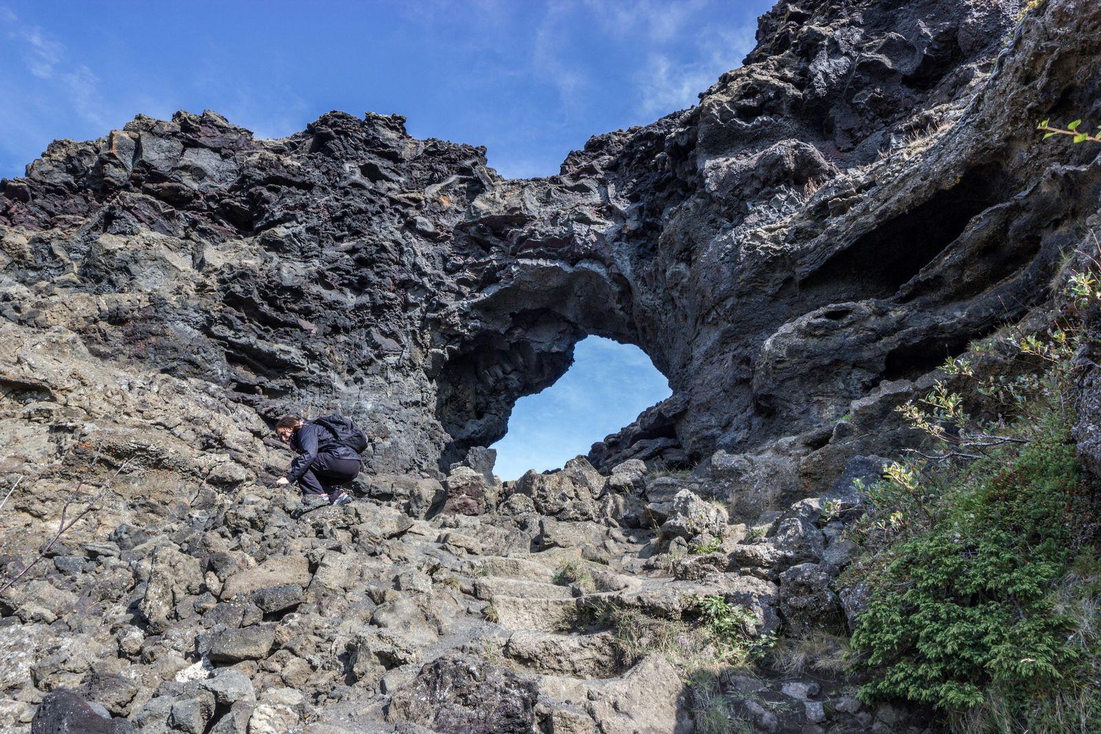 Arcos en Dimmuborgir