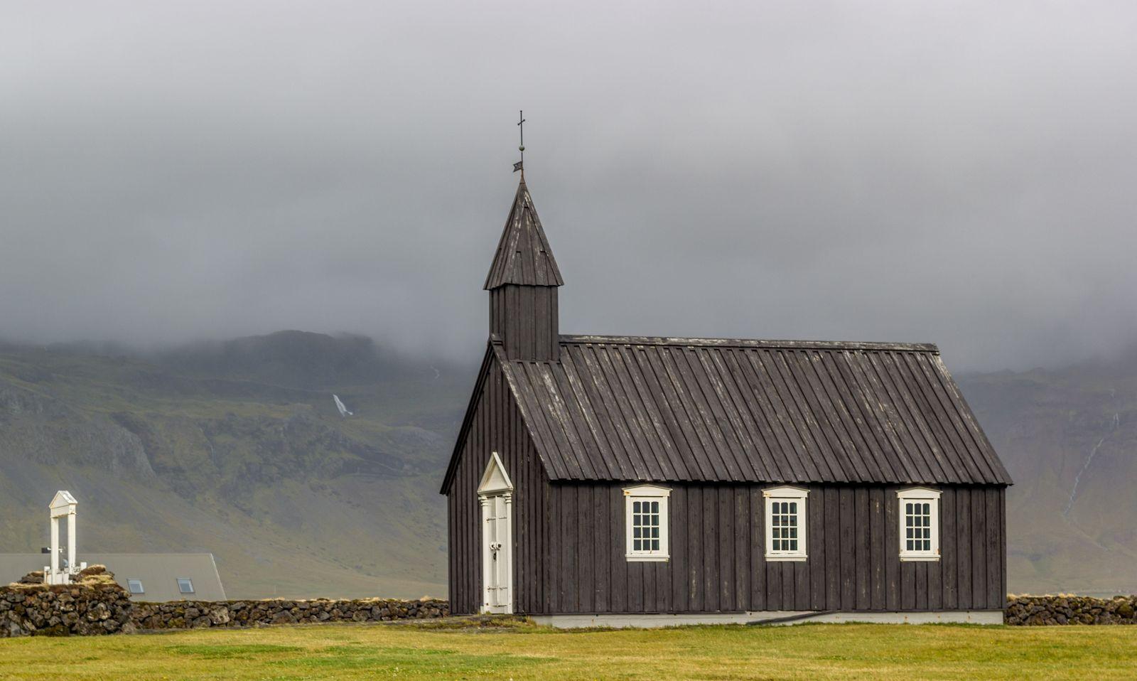 Uno de los lugares más fotografiados de Islandia